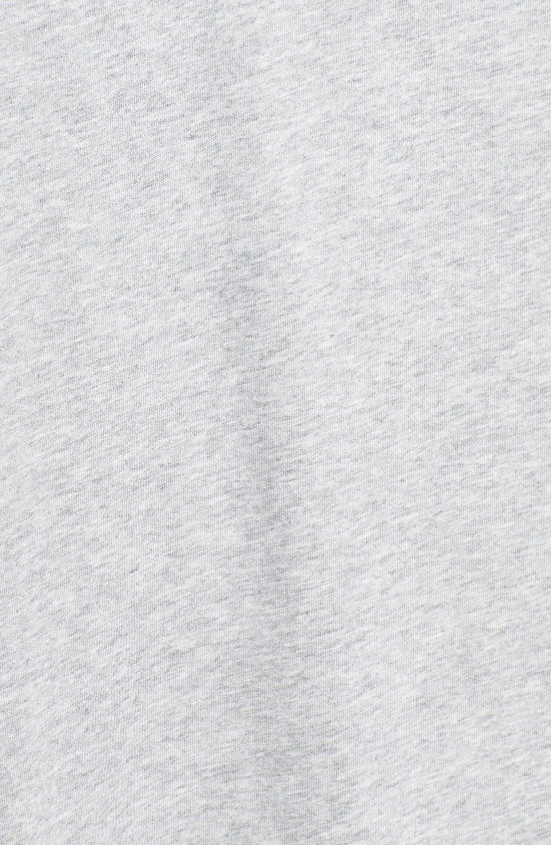 Crewneck Jersey T-Shirt,                             Alternate thumbnail 255, color,