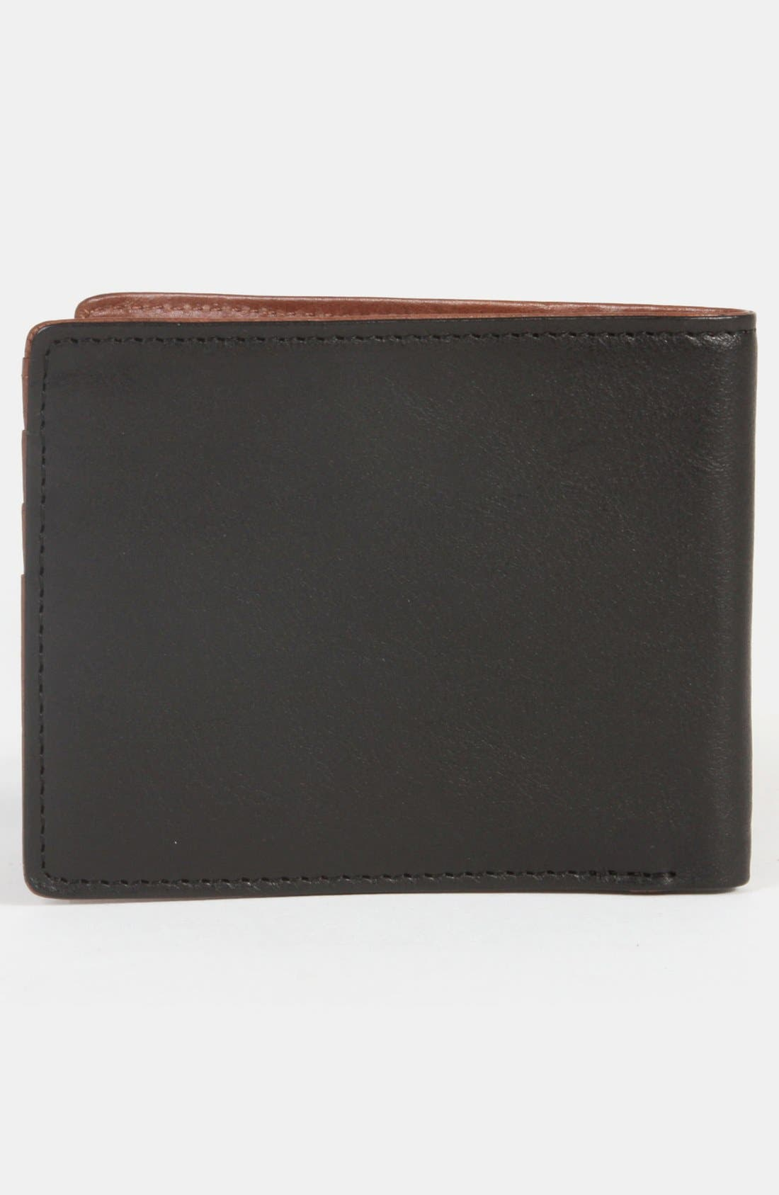 WILL LEATHER GOODS,                             'Barnard' Wallet,                             Alternate thumbnail 2, color,                             001