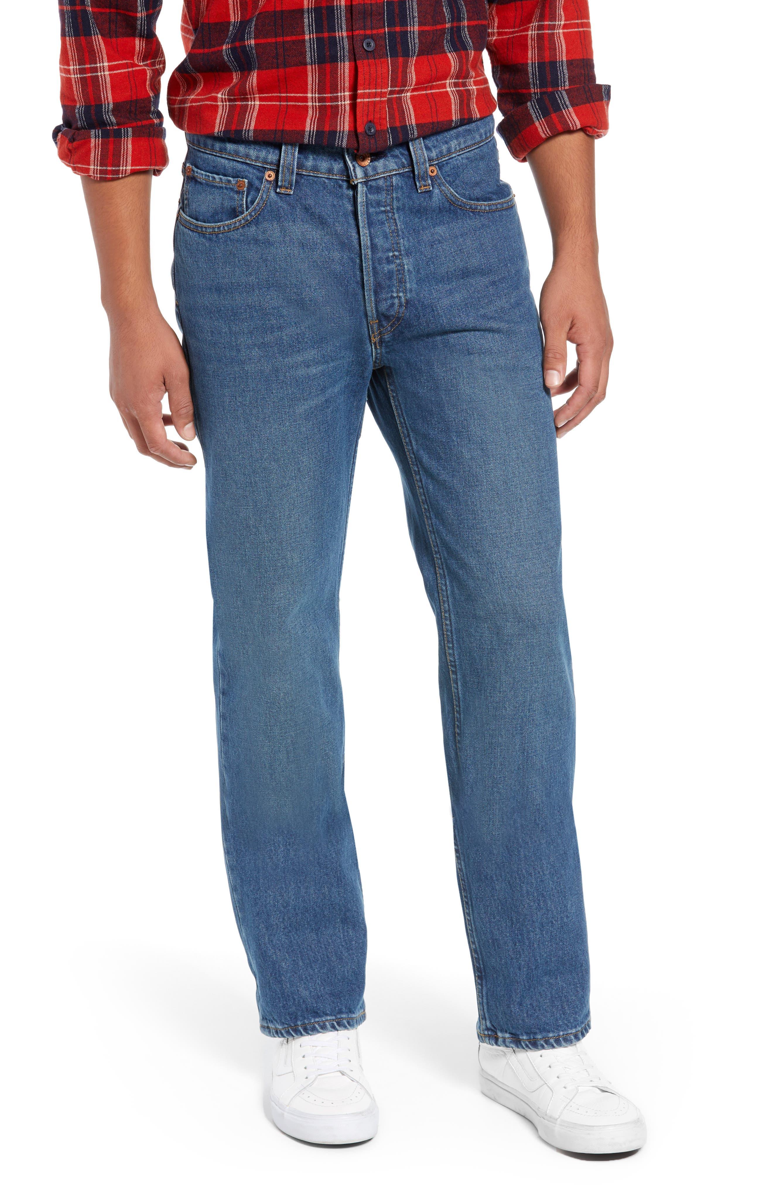 Labor Straight Leg Jeans,                             Main thumbnail 1, color,                             400
