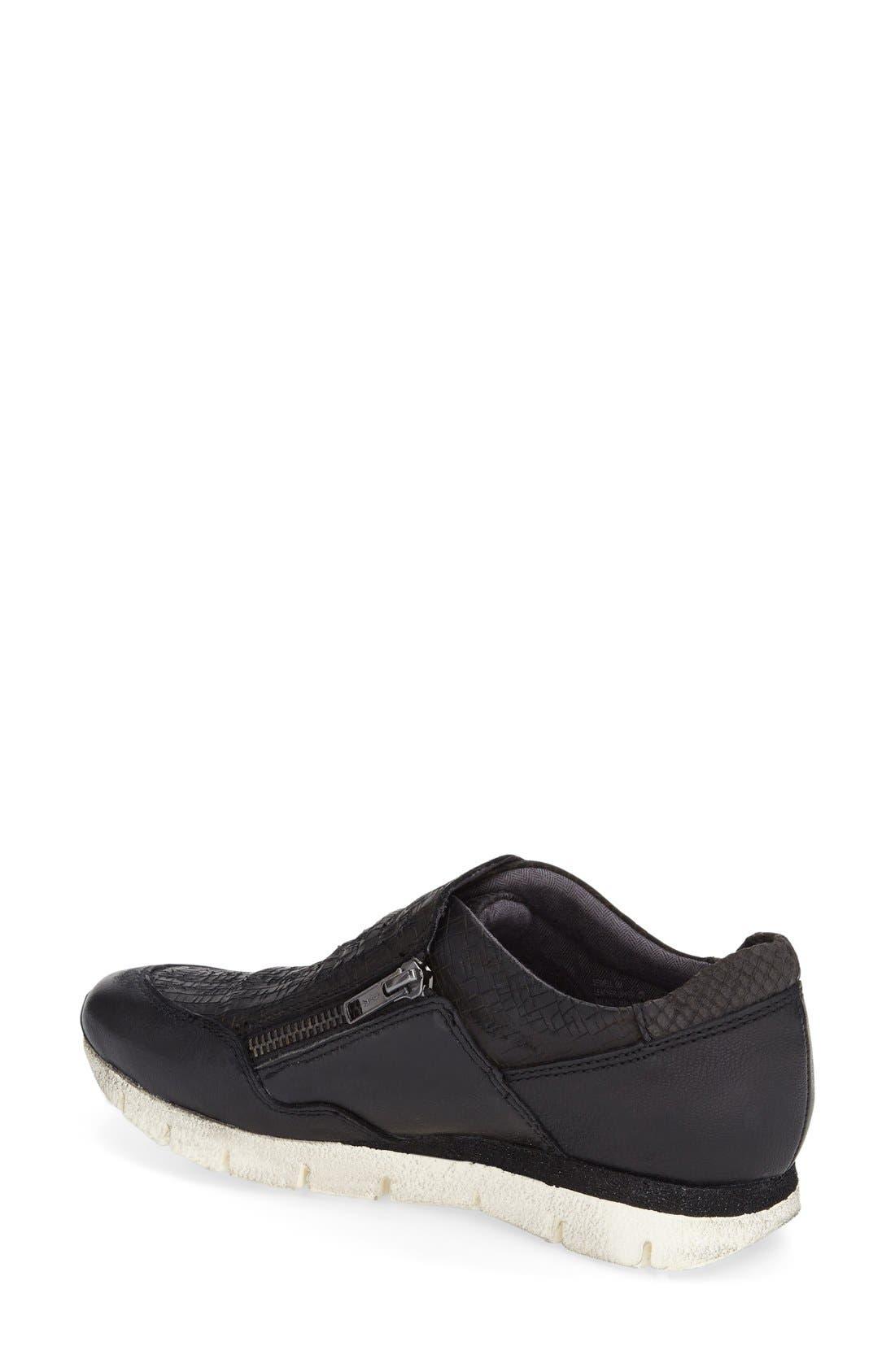 'Sewell' Sneaker,                             Alternate thumbnail 2, color,                             001