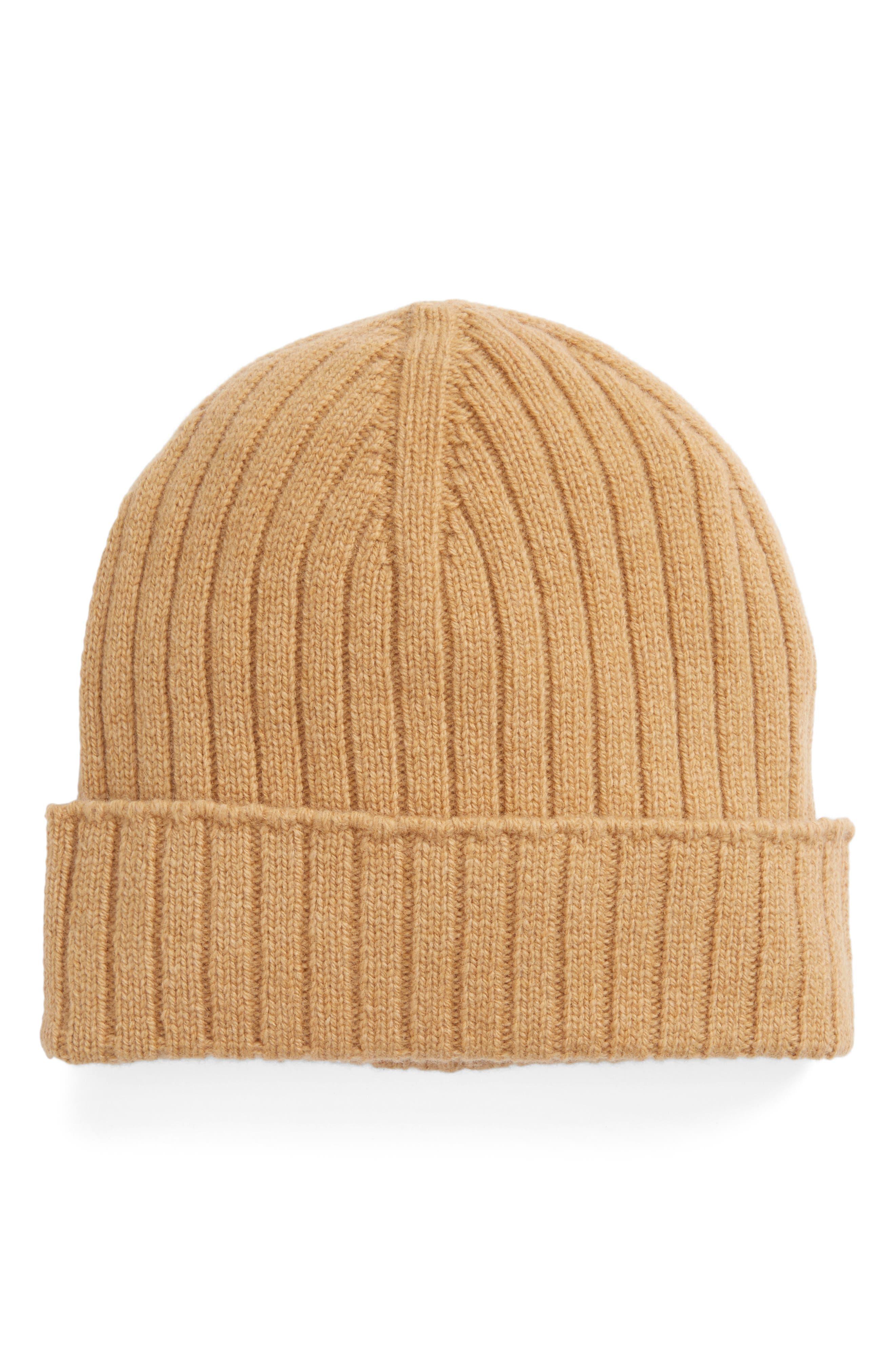 Wool Knit Cap,                             Main thumbnail 2, color,