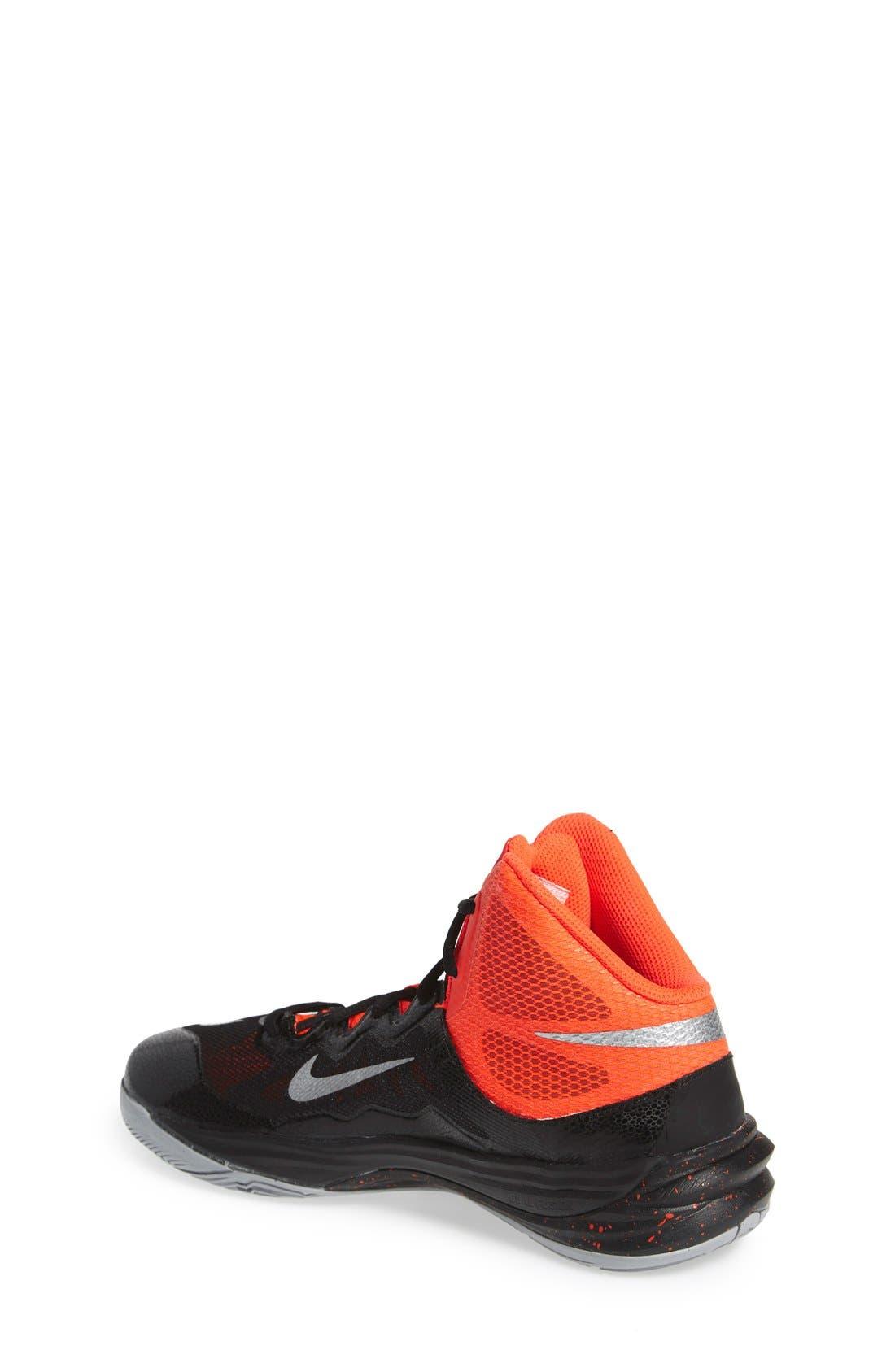 'Prime Hype DF II' Basketball Shoe,                             Alternate thumbnail 2, color,                             006