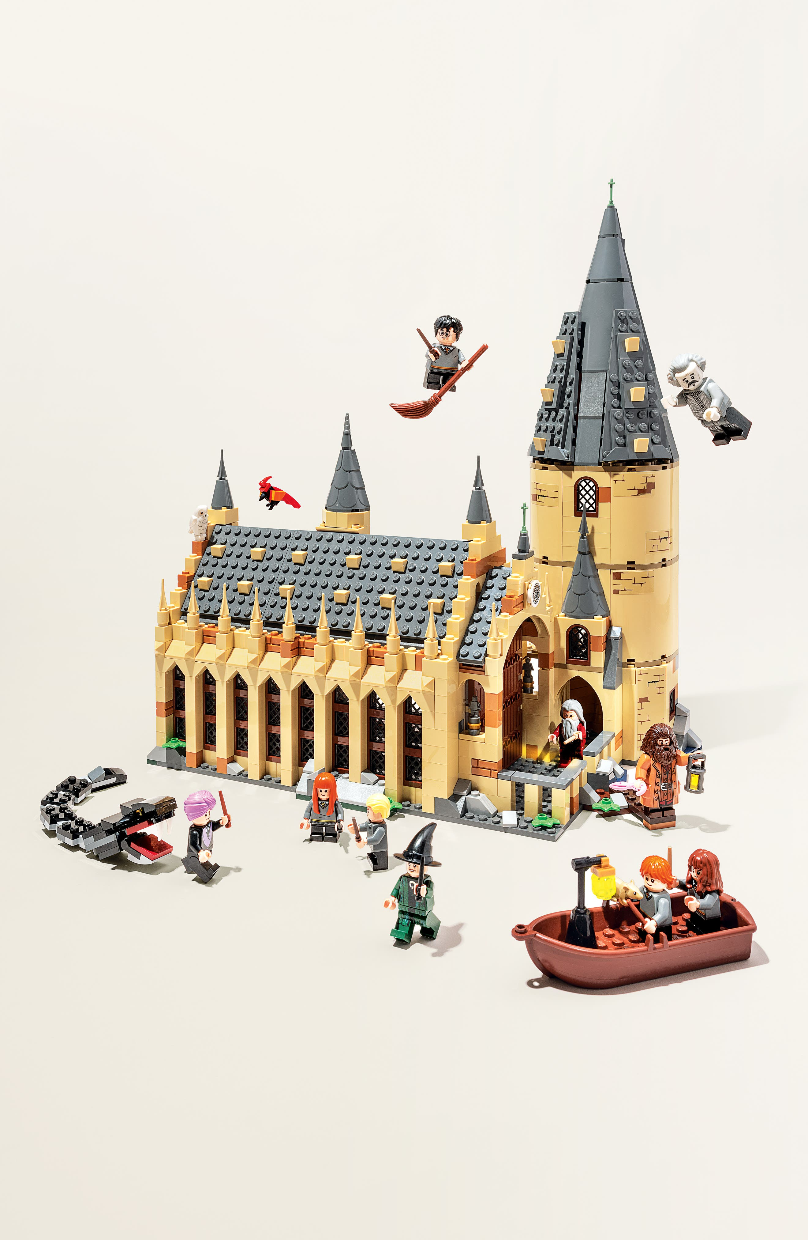 Harry Potter<sup>™</sup> Hogwarts Great Hall<sup>™</sup> - 75954,                             Alternate thumbnail 3, color,                             960