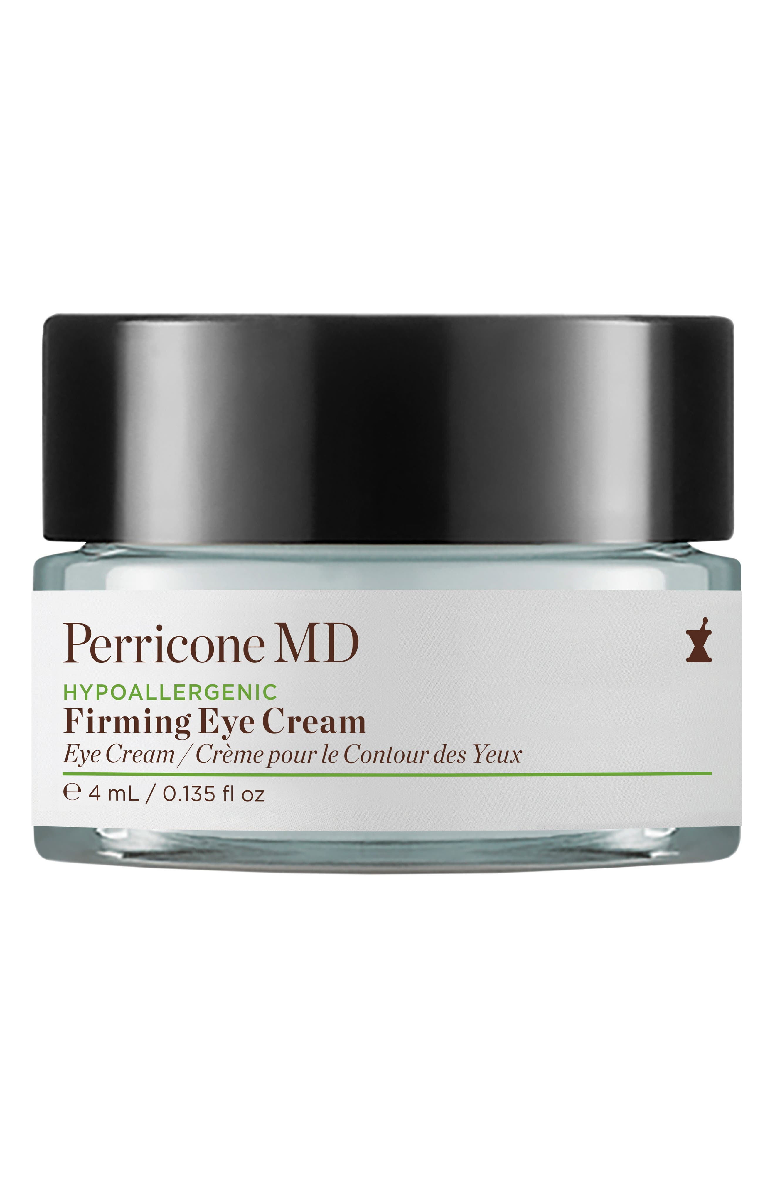 Hypoallergenic Firming Eye Cream,                             Alternate thumbnail 5, color,                             NO COLOR