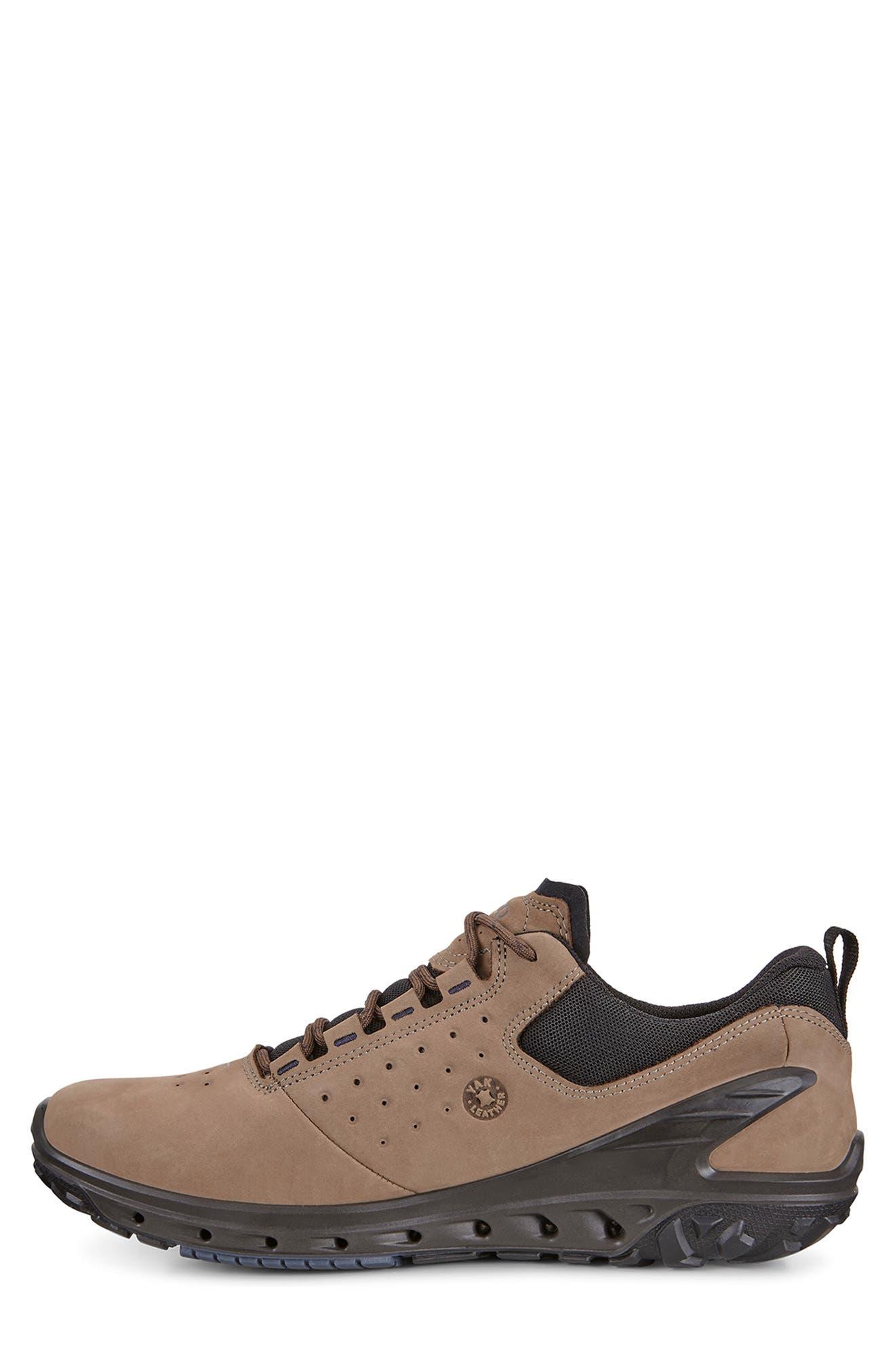Biom Venture GTX Sneaker,                             Alternate thumbnail 5, color,                             BIRCH BROWN LEATHER