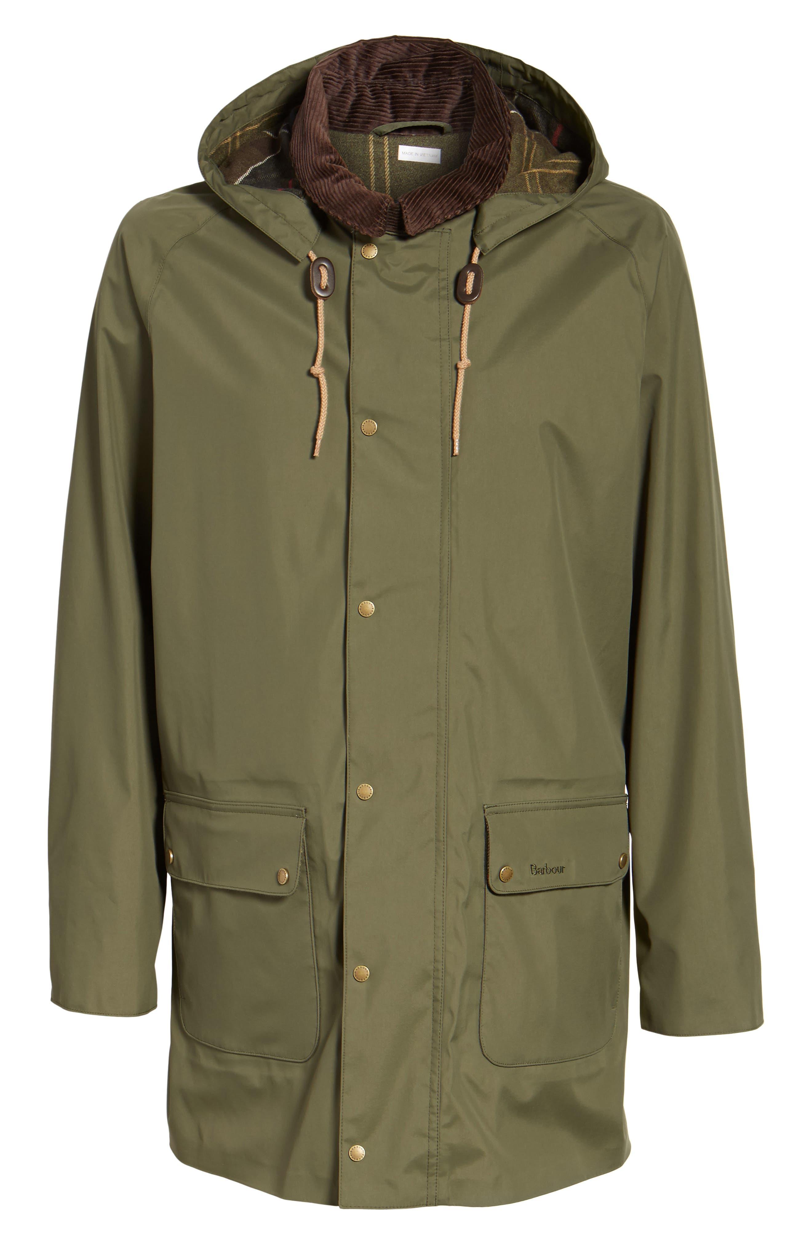 Scarisbrick Waterproof Jacket,                             Alternate thumbnail 5, color,                             340