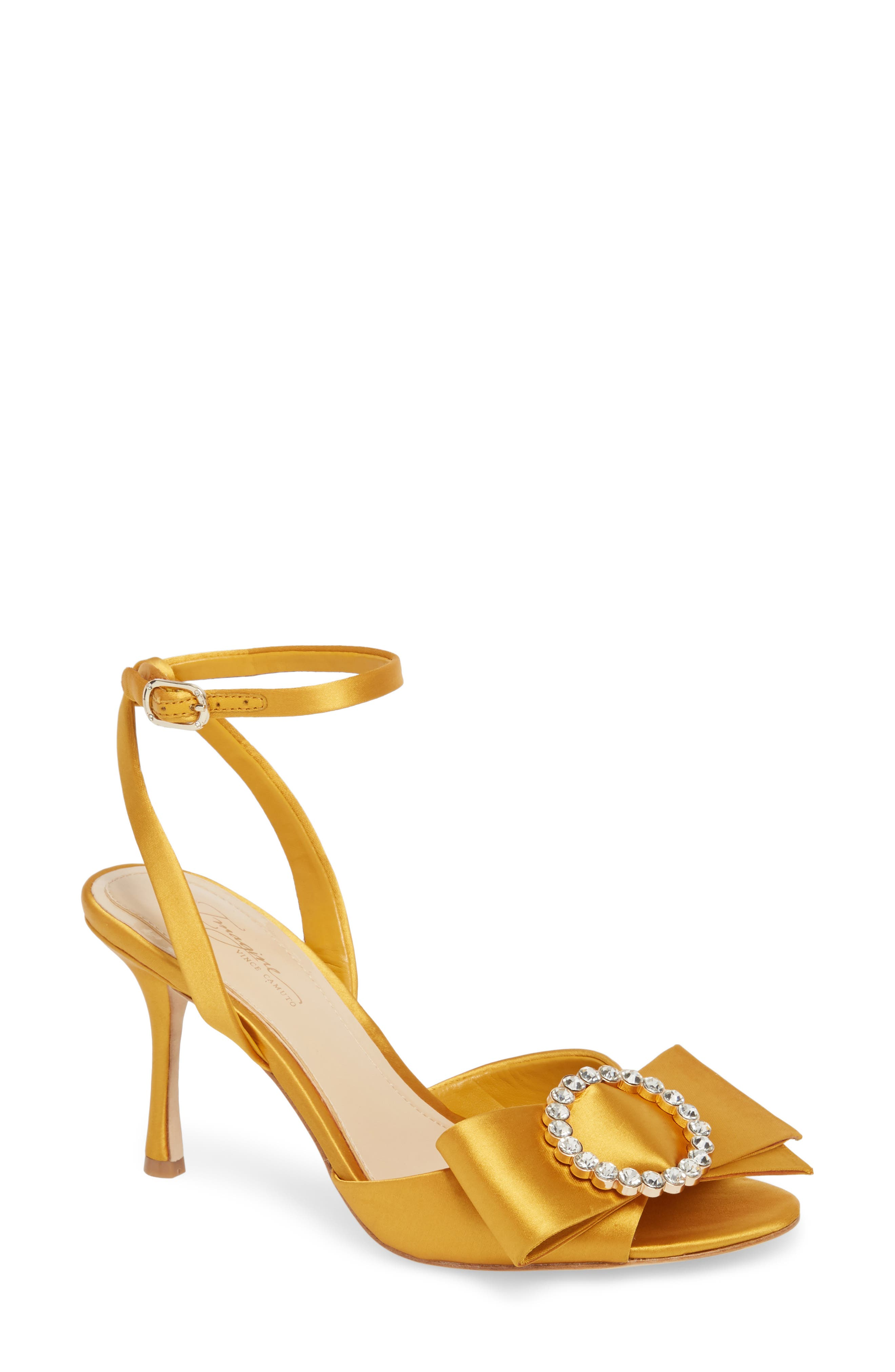 Imagine By Vince Camuto Belia Sandal- Yellow