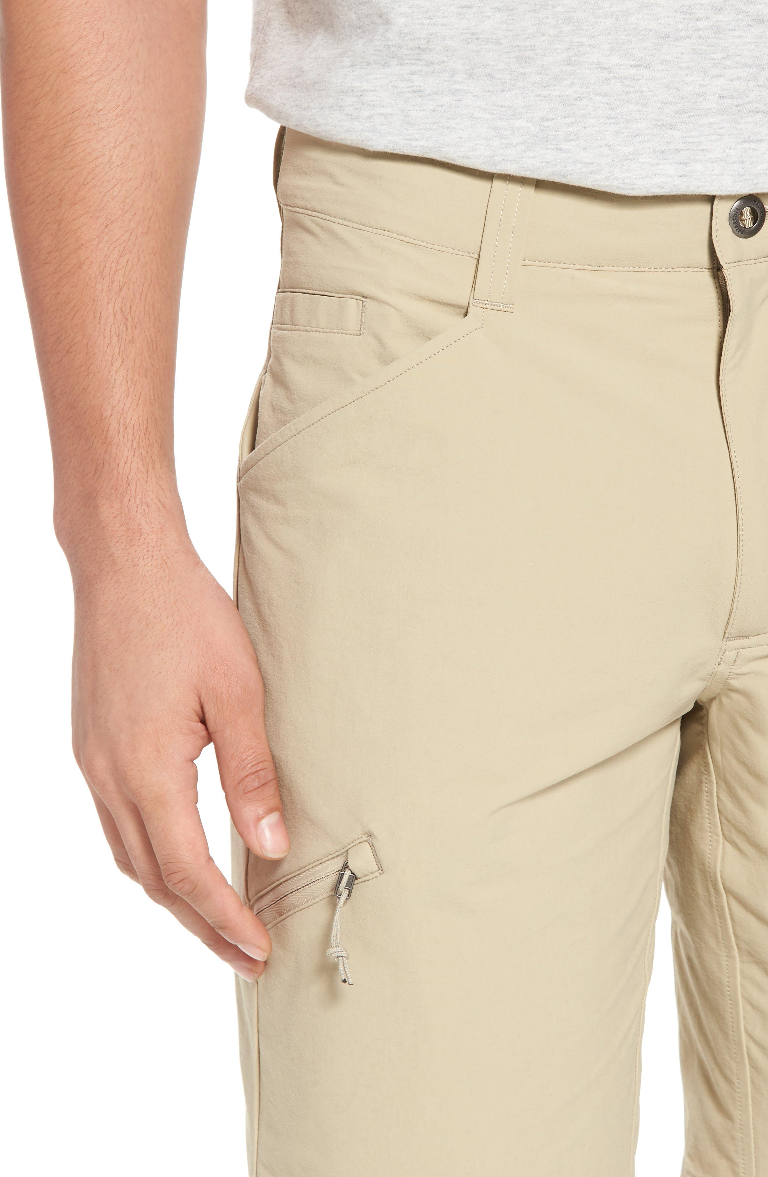 Quandary Shorts,                             Alternate thumbnail 4, color,                             EL CAP KHAKI