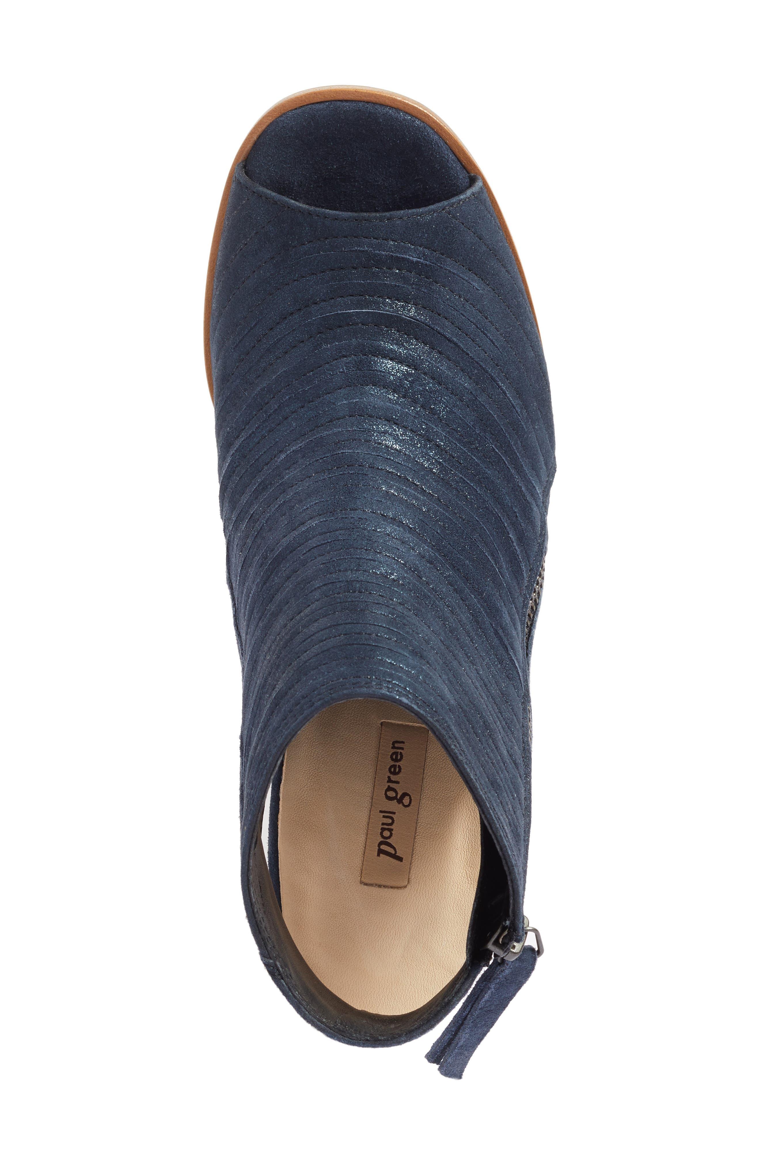 'Cayanne' Leather Peep Toe Sandal,                             Alternate thumbnail 45, color,