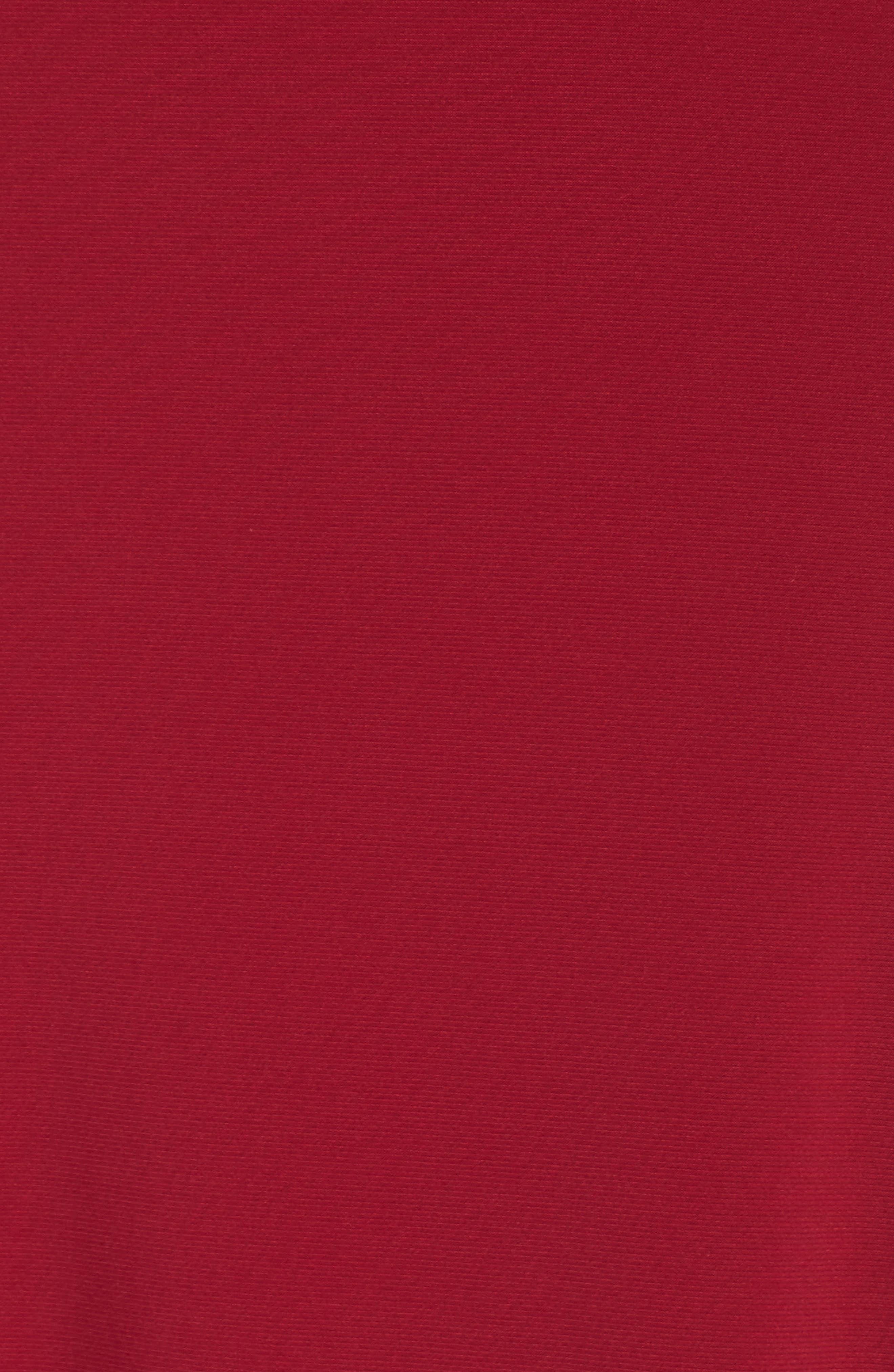 Asymmetrical Neck Jersey Gown,                             Alternate thumbnail 5, color,                             639