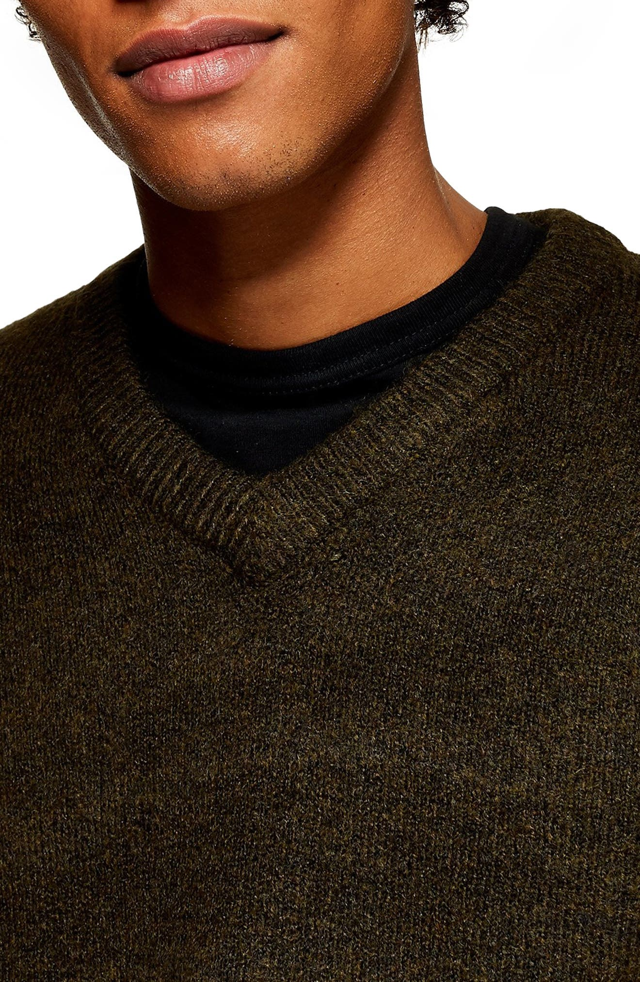 Harlow Classic Fit Sweater,                             Alternate thumbnail 3, color,                             700