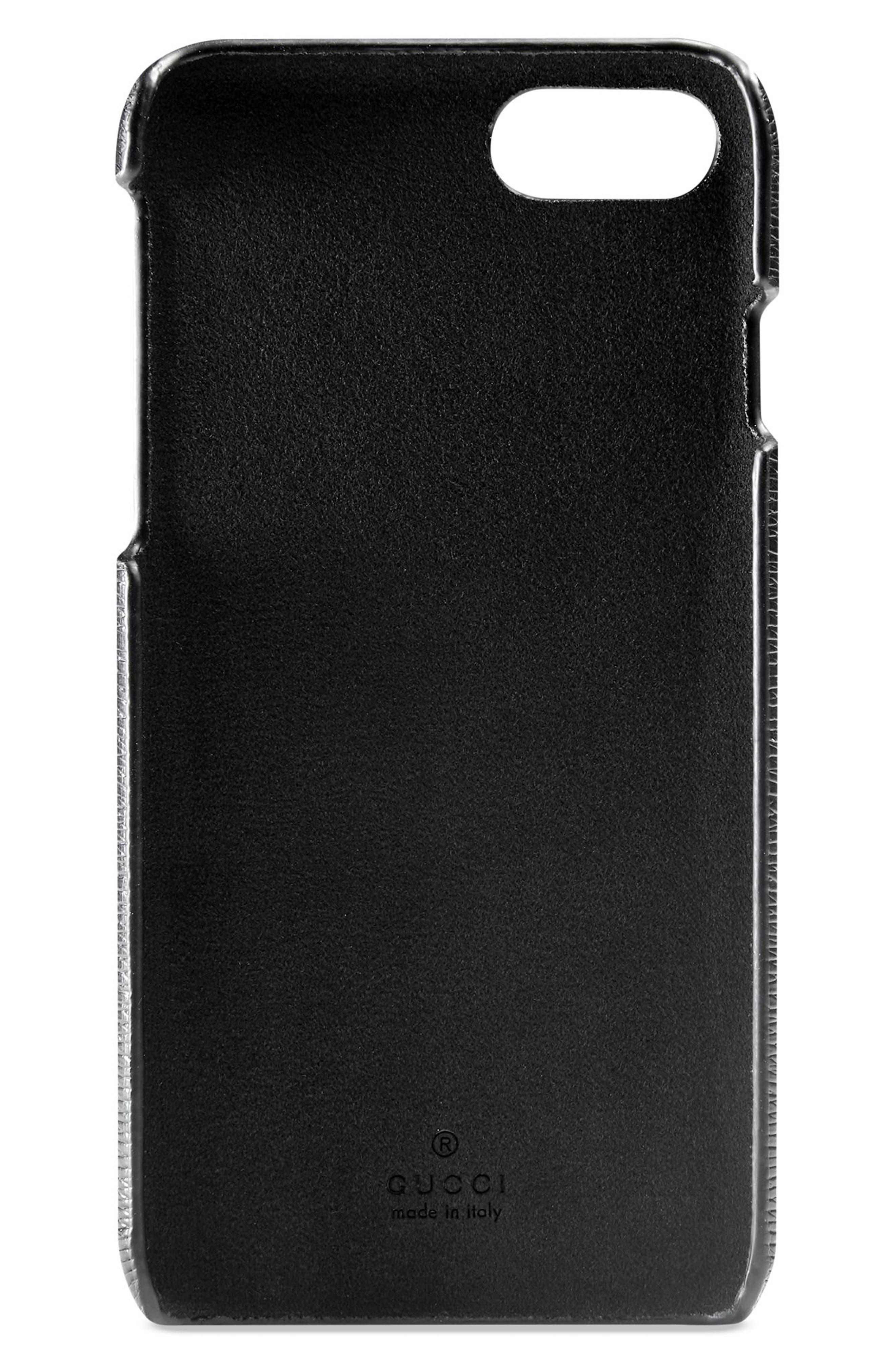 Snake iPhone 7 Case,                             Alternate thumbnail 2, color,