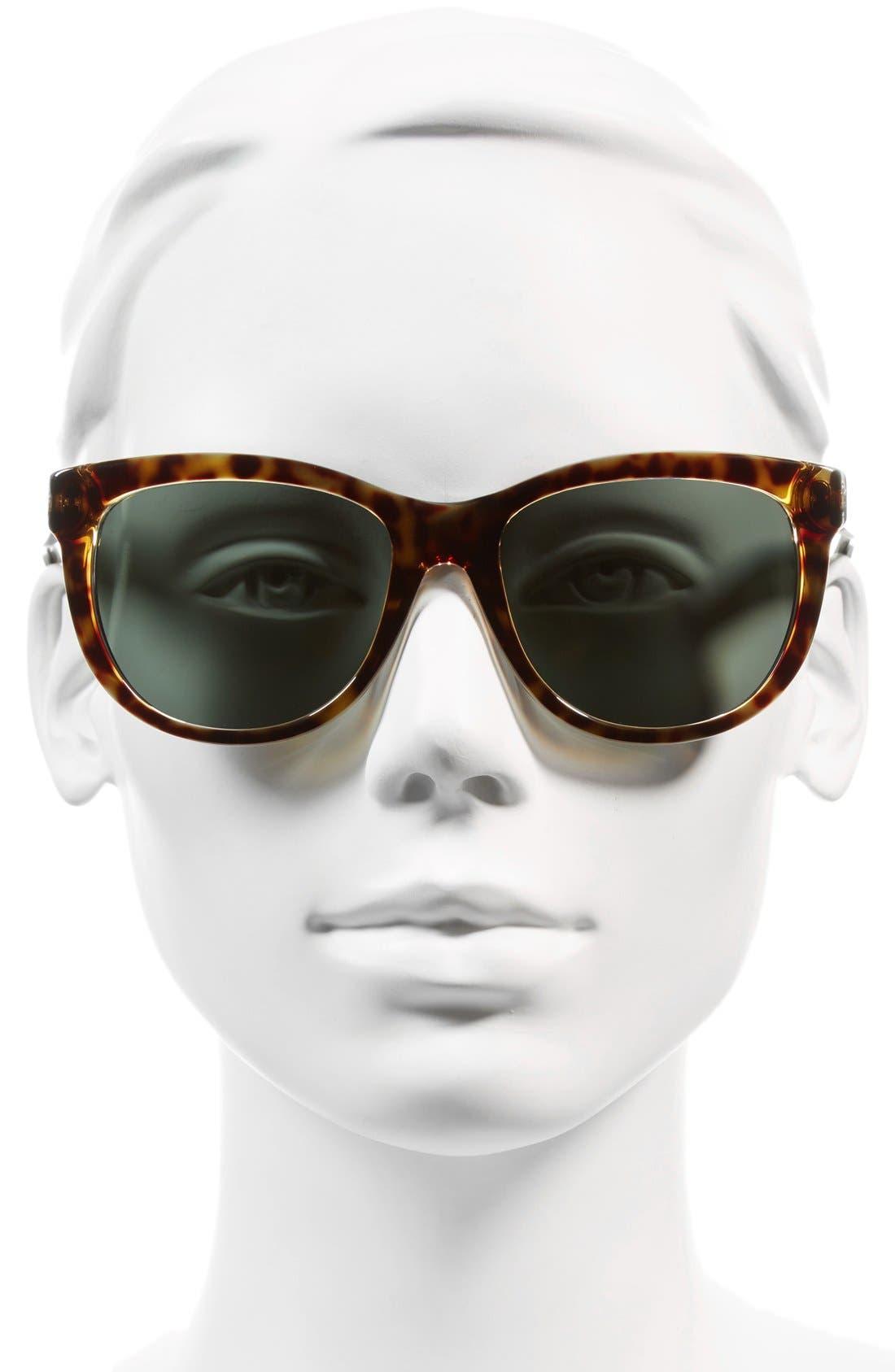 55mm Sunglasses,                             Alternate thumbnail 4, color,                             300