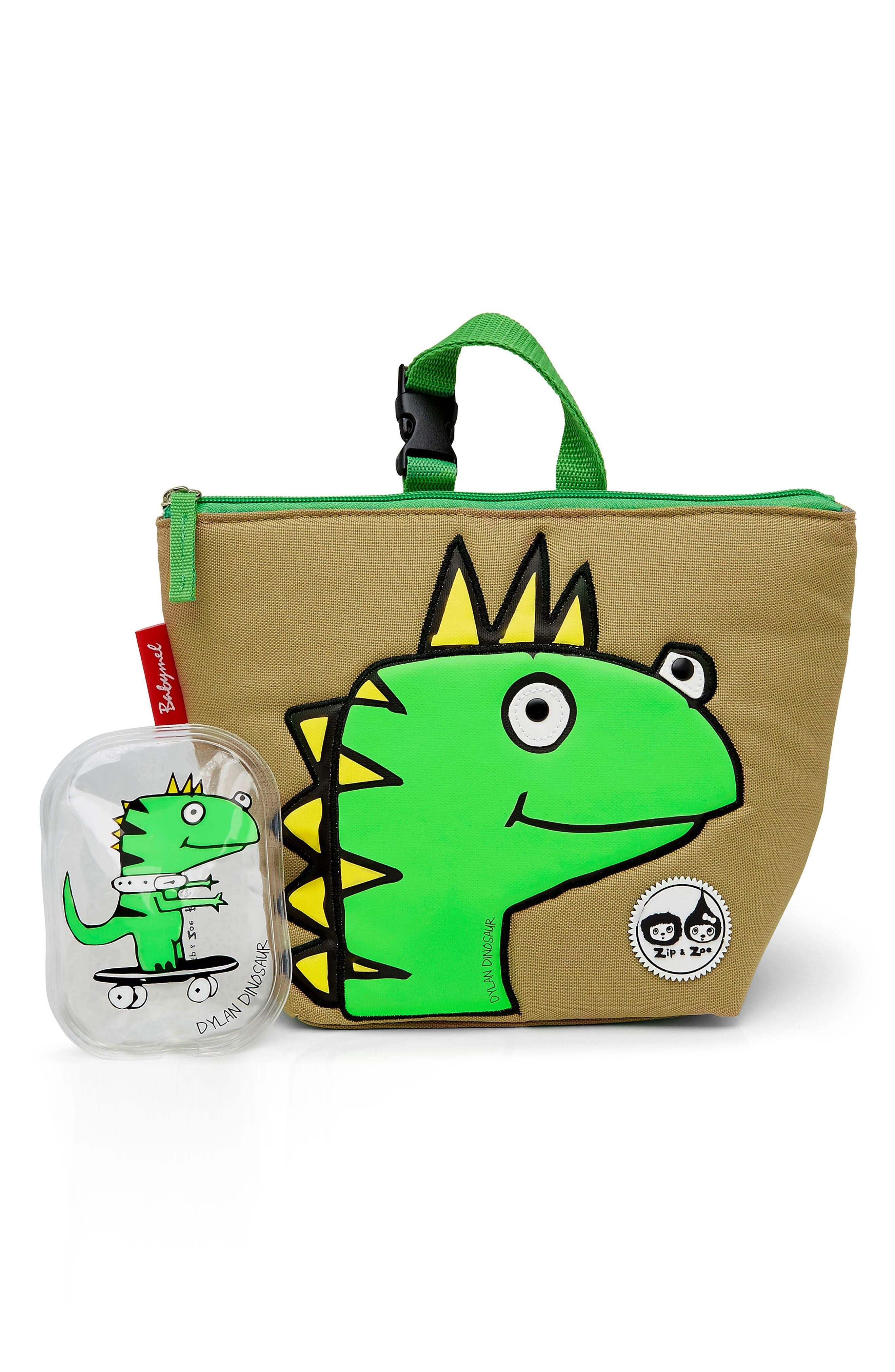 Zip & Zoe Junior Backpack Set,                             Alternate thumbnail 6, color,                             300