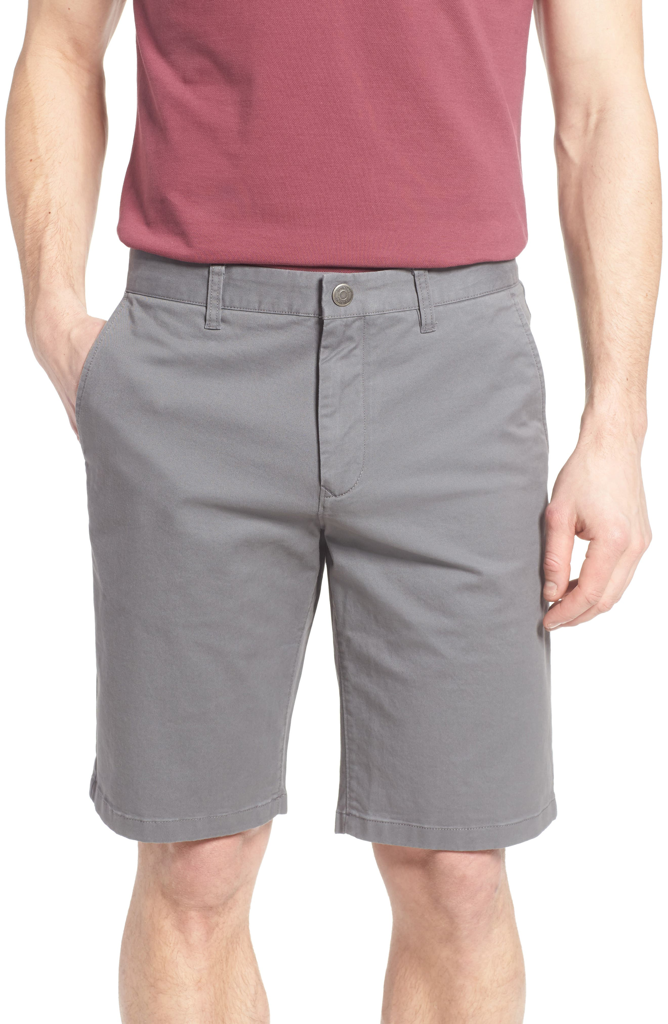 Stretch Washed Chino 11-Inch Shorts,                             Main thumbnail 13, color,