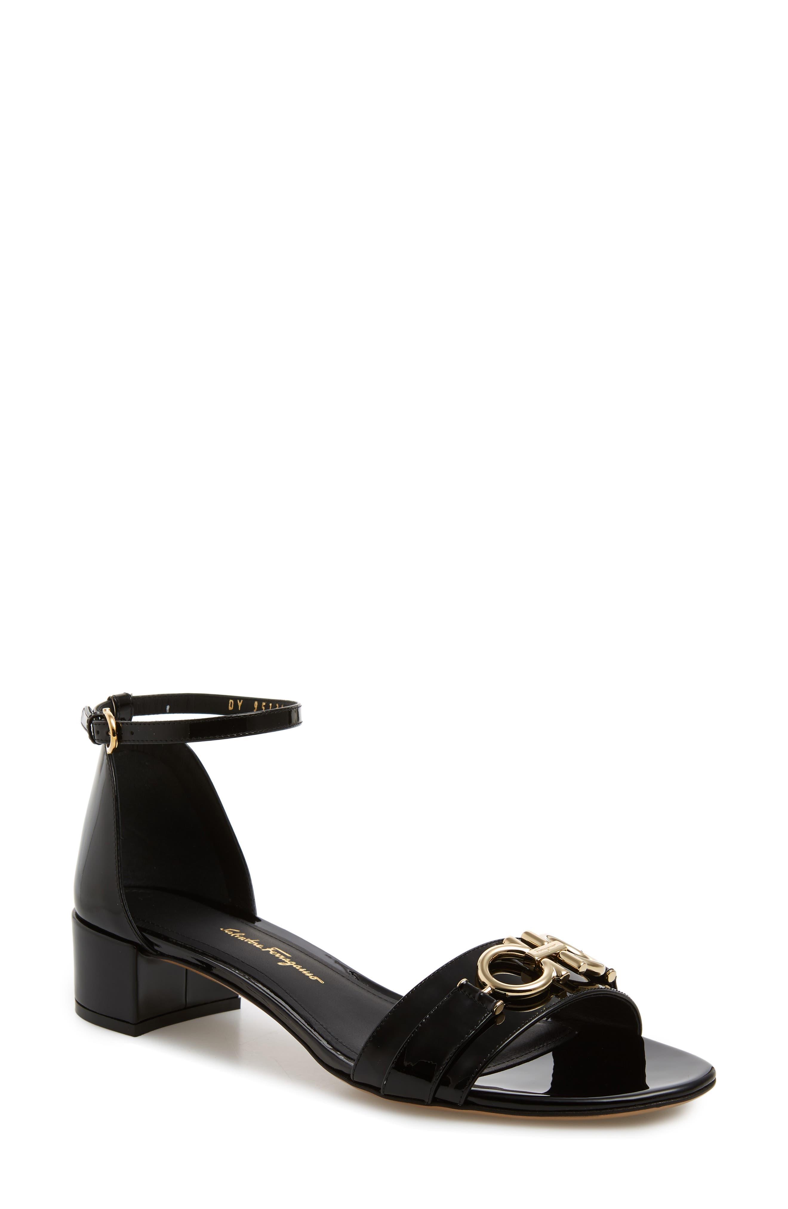 Como Gancini Sandal by Salvatore Ferragamo