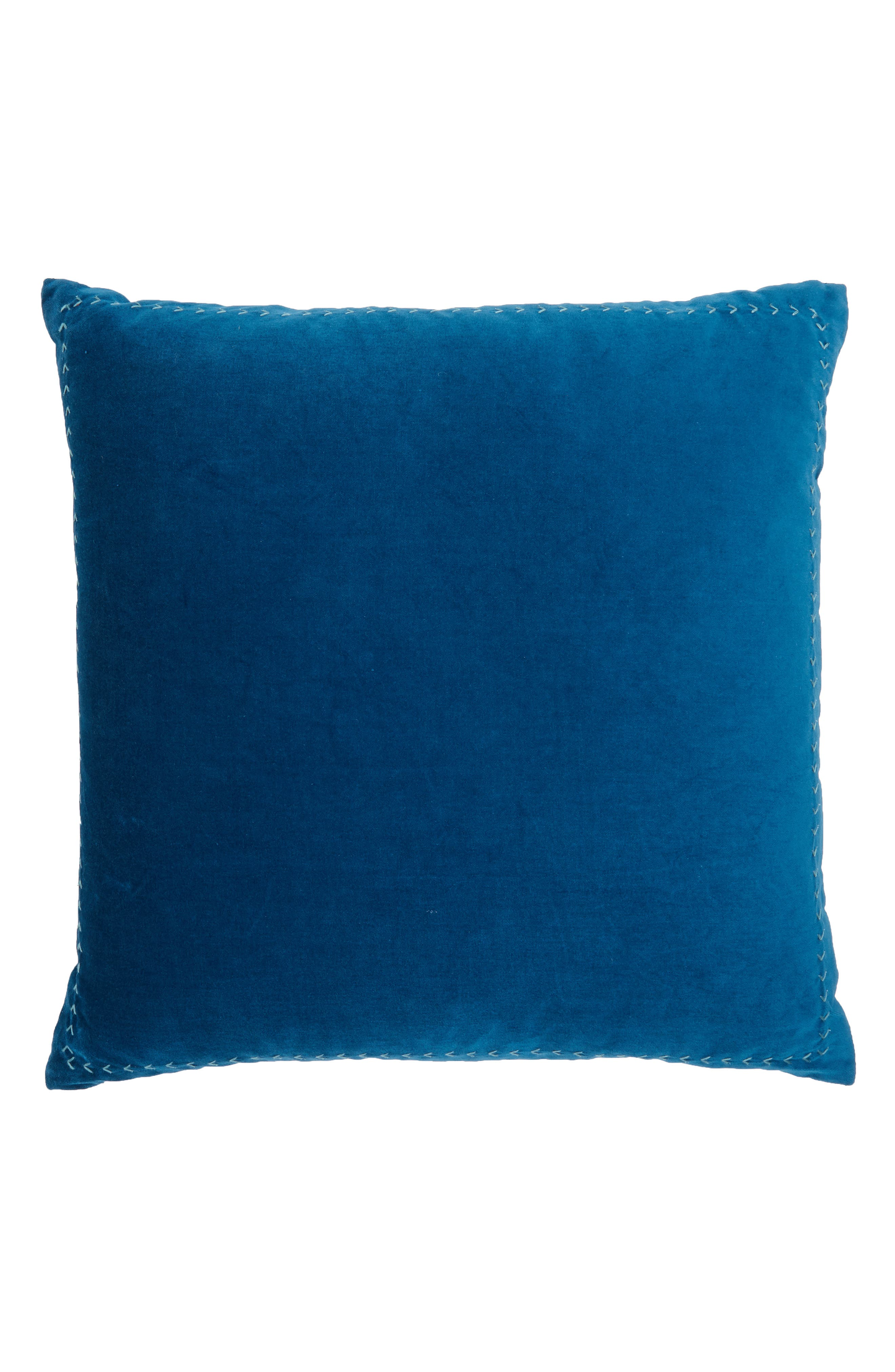 Velvet Accent Pillow,                         Main,                         color,