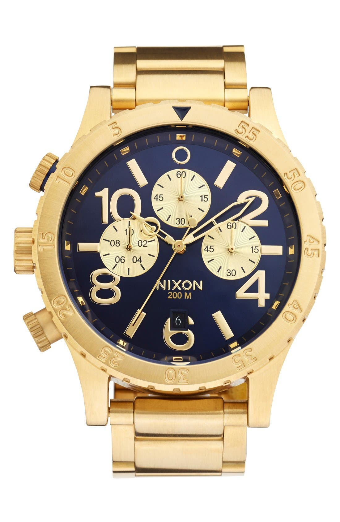 'The 48-20' Chronograph Watch, 48mm,                             Main thumbnail 12, color,