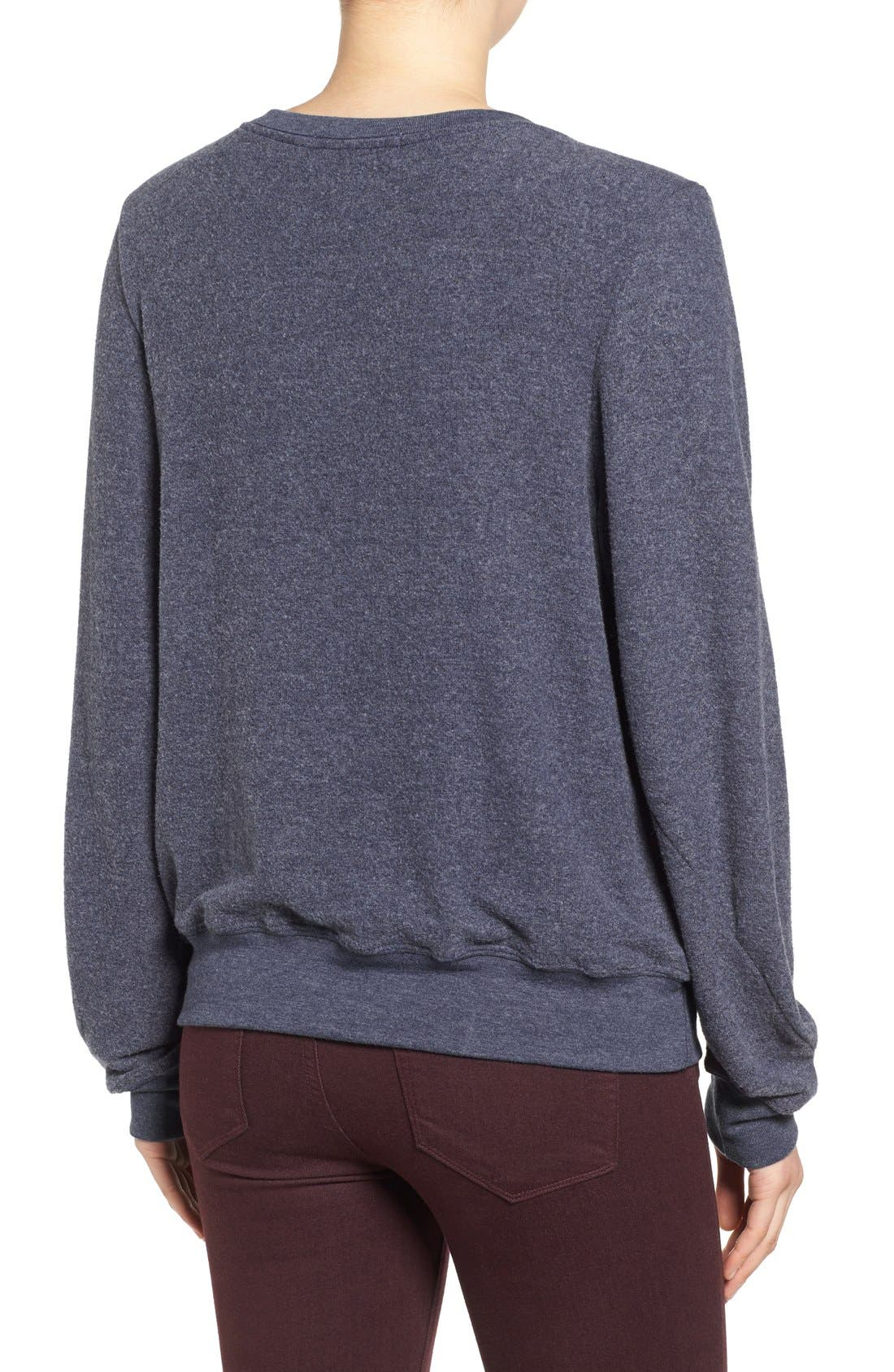 'Baggy Beach Jumper' Pullover,                             Alternate thumbnail 115, color,