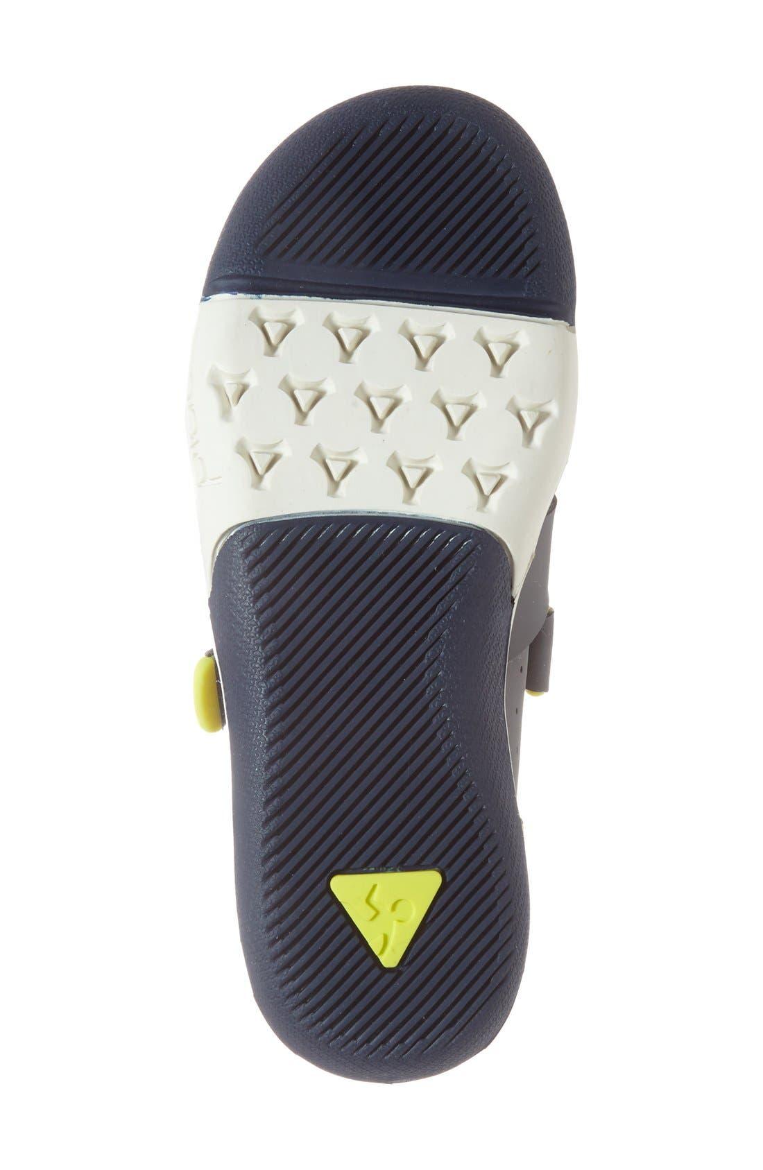 Sam Customizable Sneaker,                             Alternate thumbnail 4, color,                             STEEL