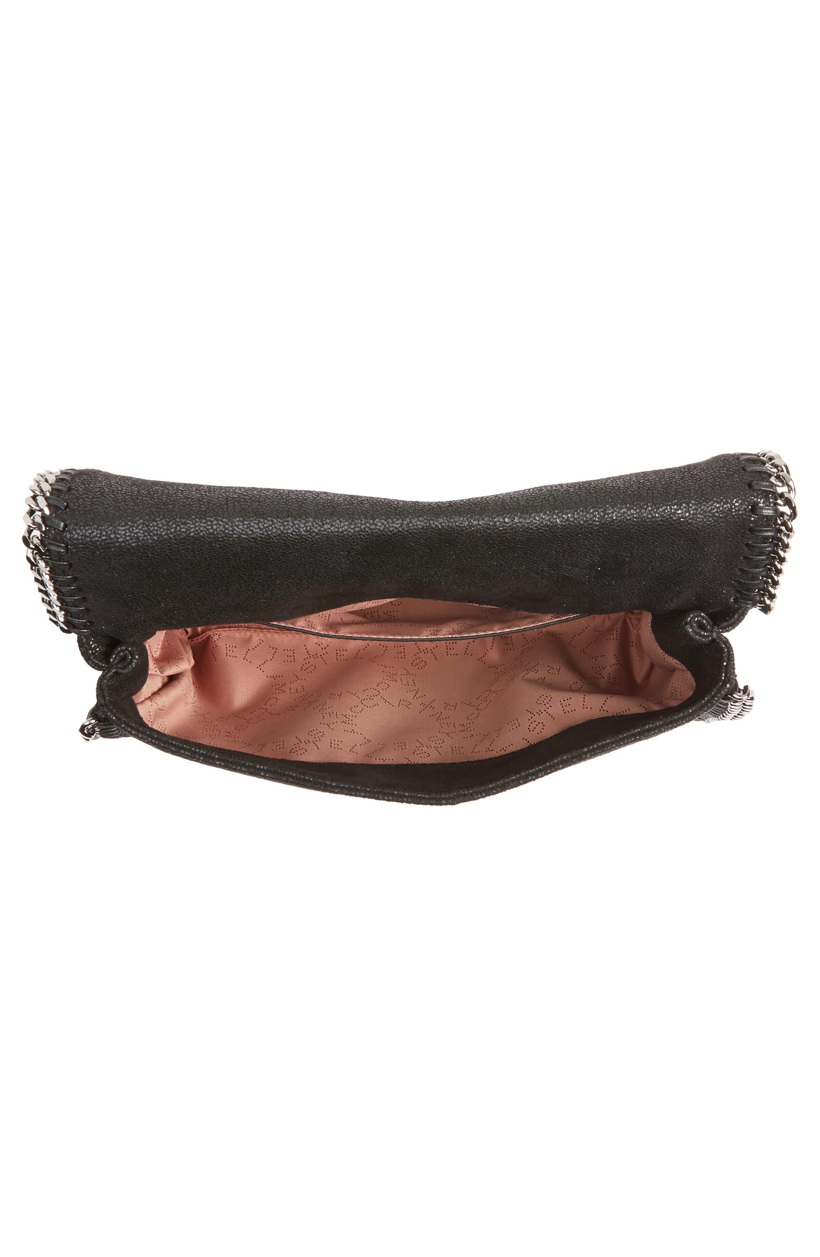 Shaggy Deer Flap Shoulder Bag,                             Alternate thumbnail 14, color,