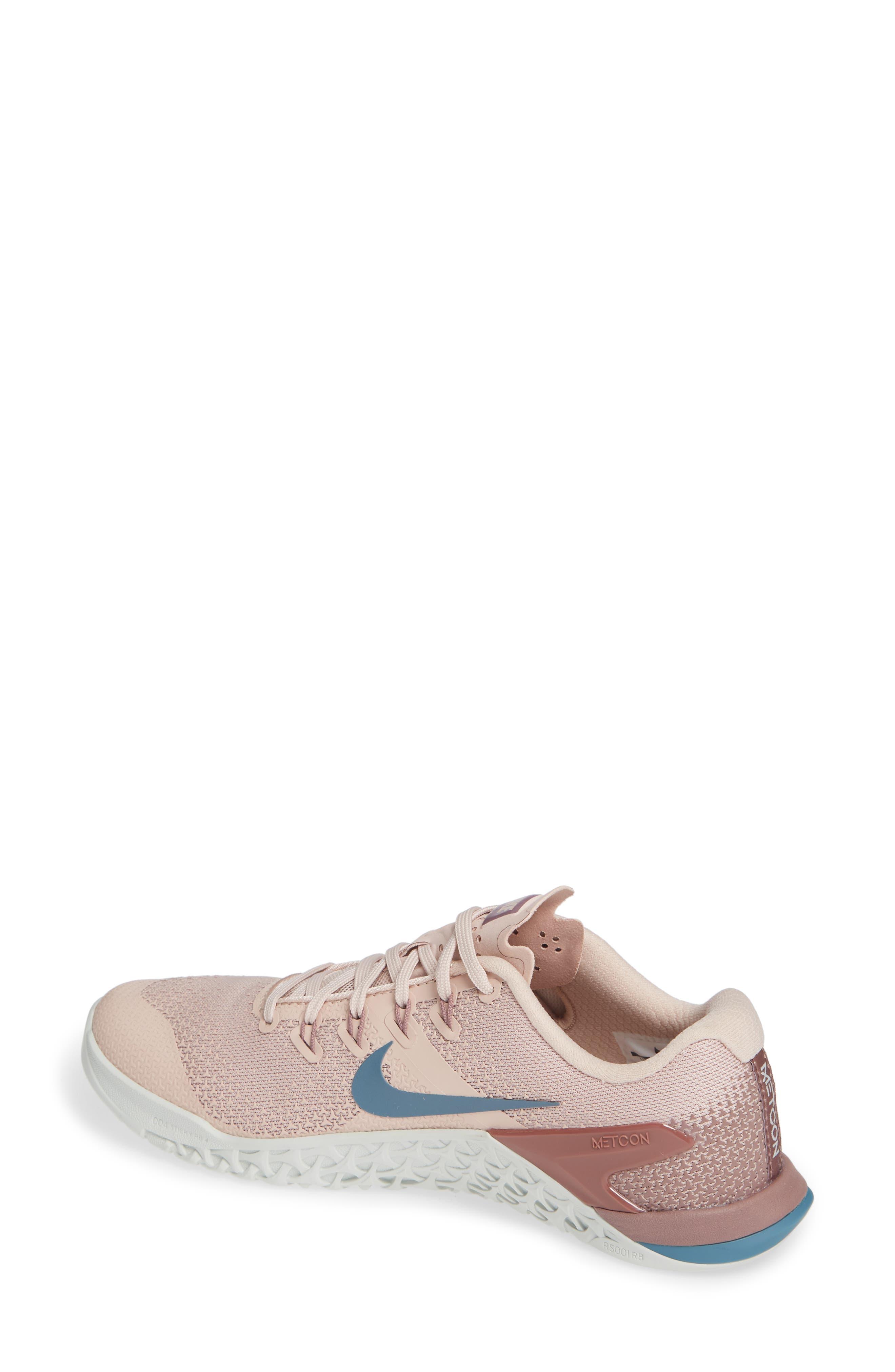 Metcon 4 Training Shoe,                             Alternate thumbnail 2, color,                             PARTICLE BEIGE