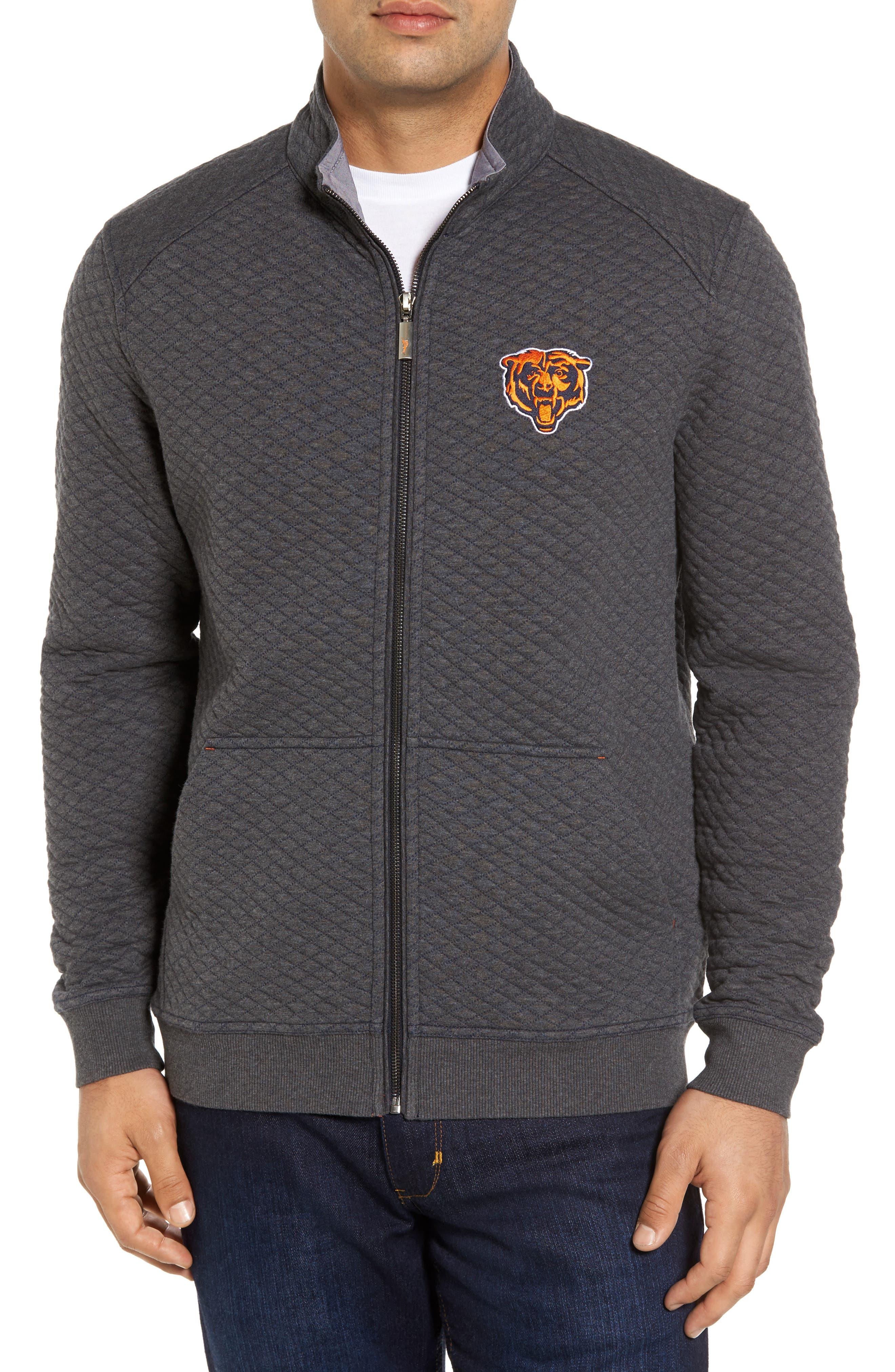 NFL Quiltessential Full Zip Sweatshirt,                             Main thumbnail 3, color,
