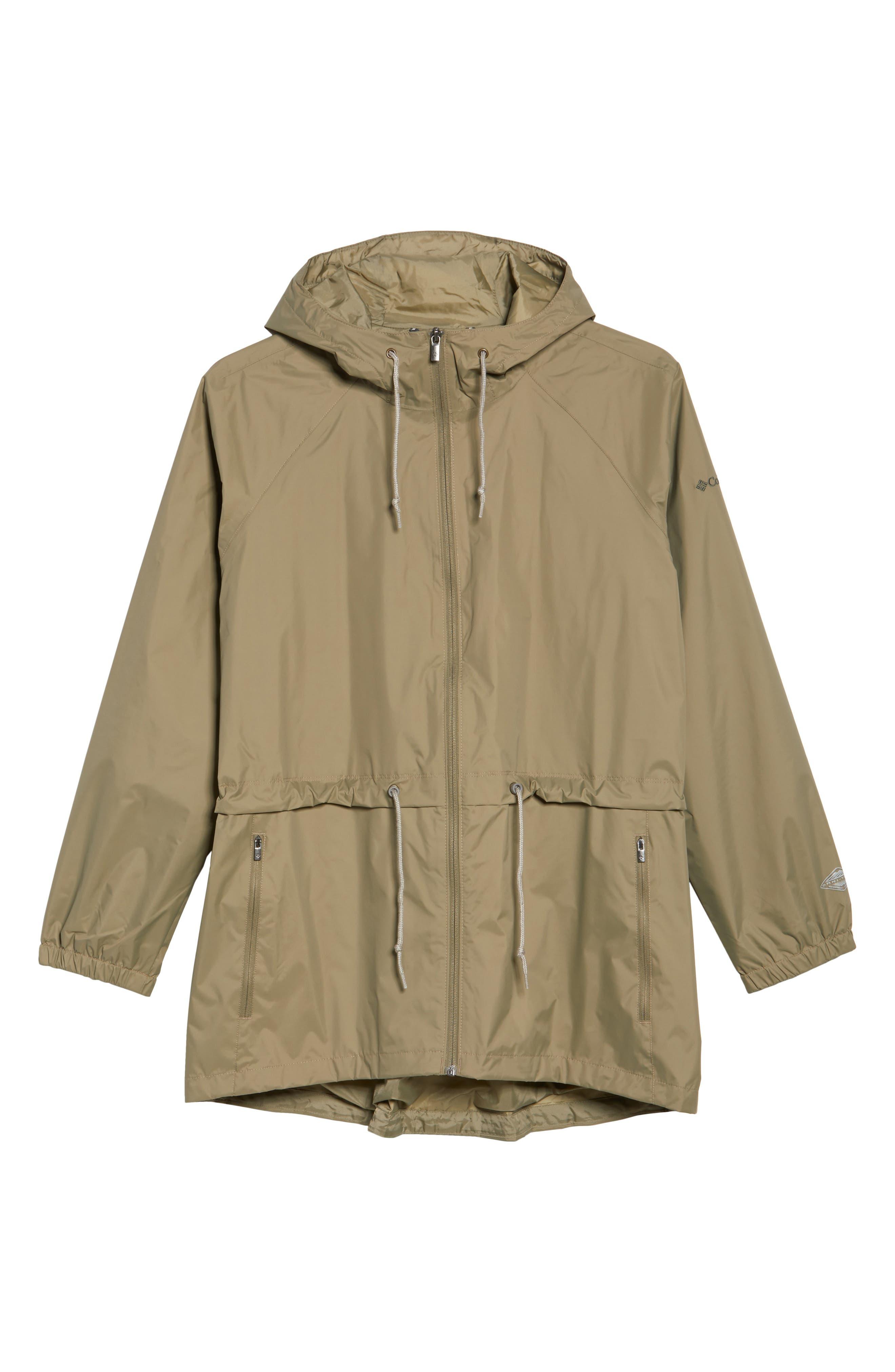 'Arcadia' Hooded Waterproof Casual Jacket,                             Alternate thumbnail 37, color,
