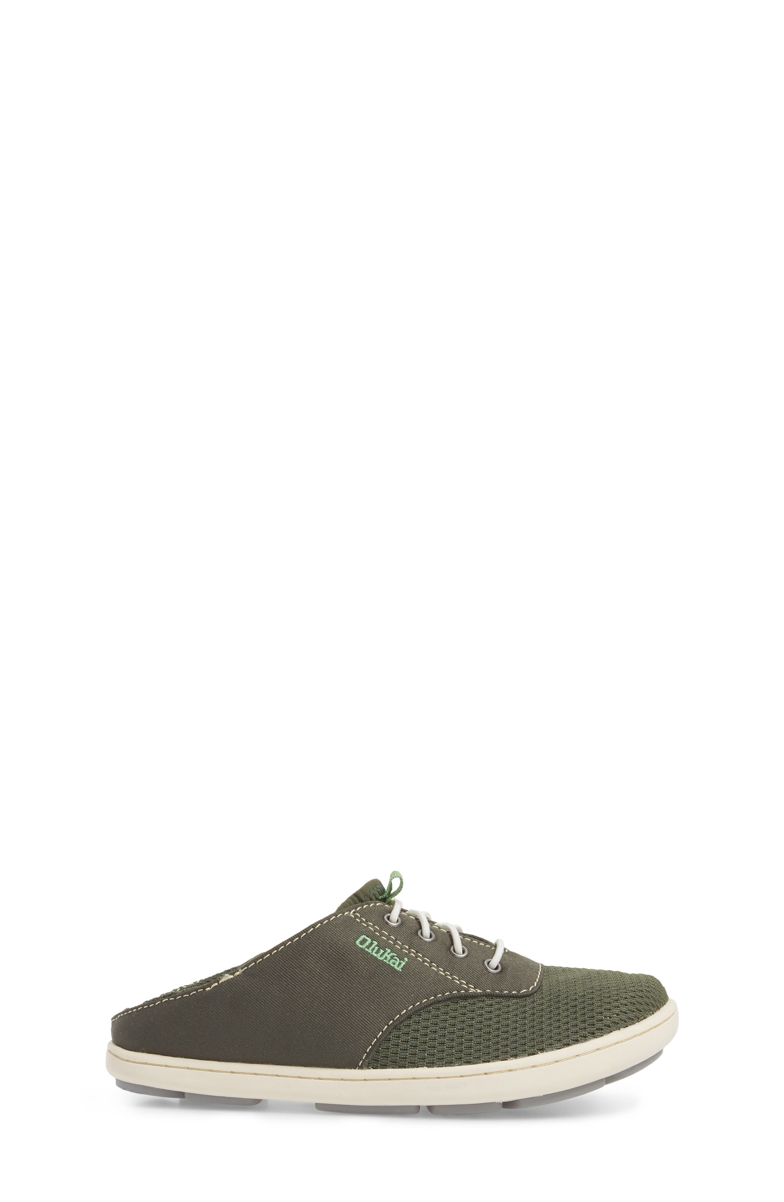 Nohea Moku Water Resistant Shoe,                             Alternate thumbnail 4, color,                             SEA GRASS/ SEA GRASS