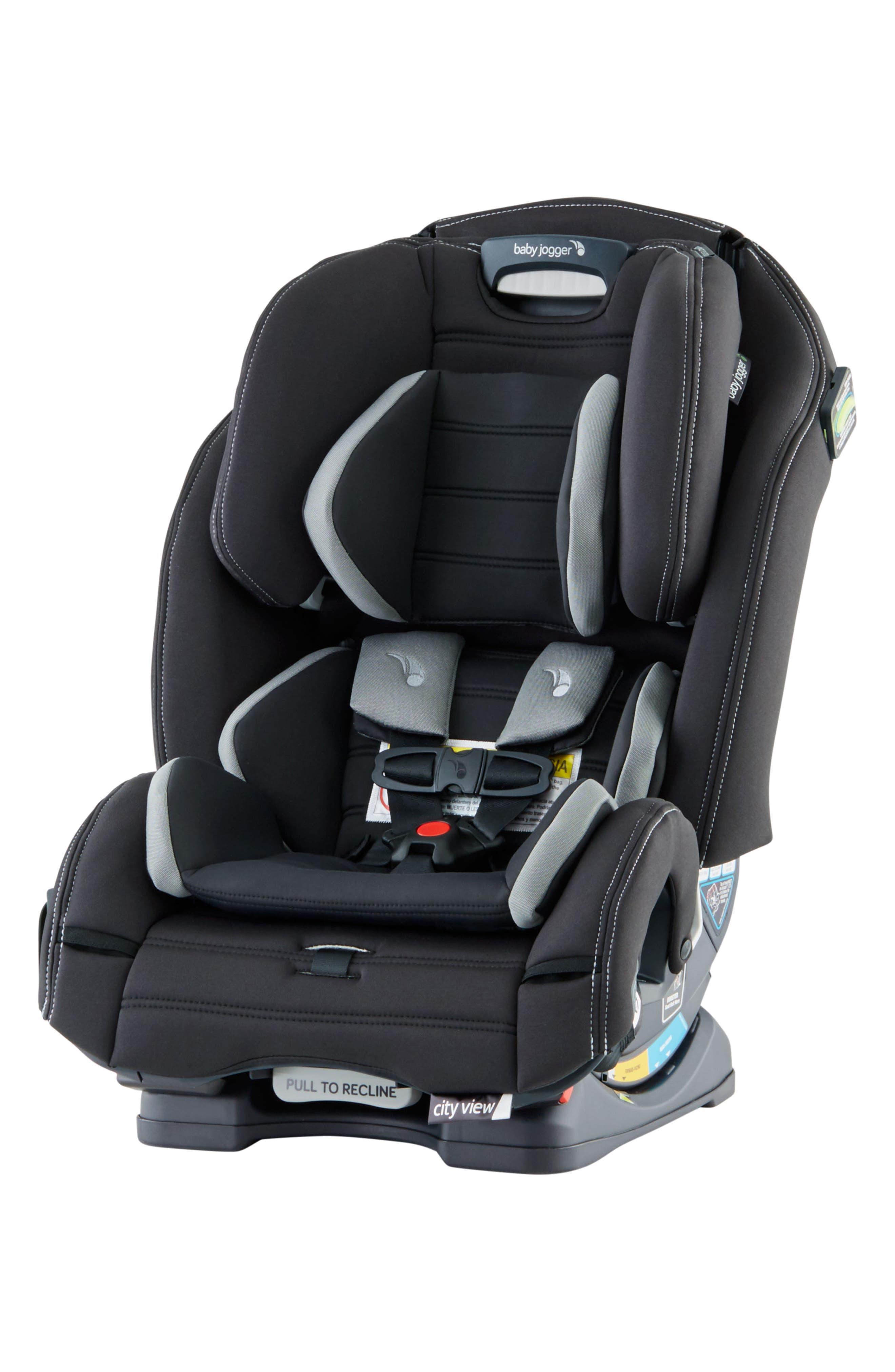 City View 2018 Convertible Car Seat,                             Alternate thumbnail 5, color,                             BLACK/ MONUMENT