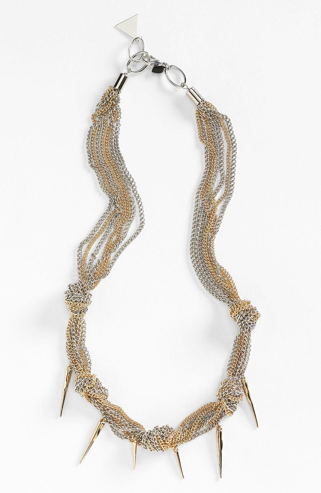 Long Knotted Necklace,                         Main,                         color, 710
