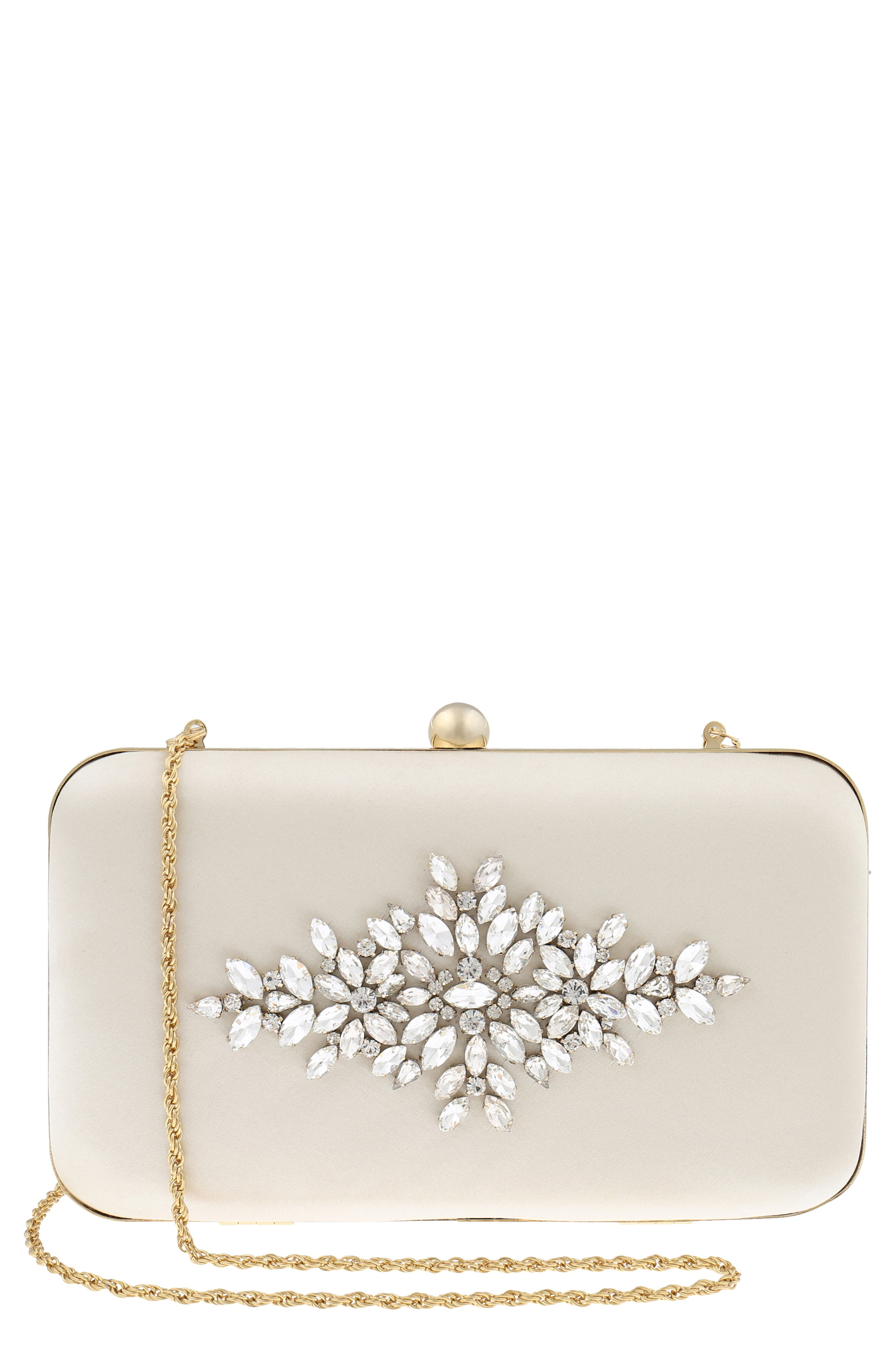 Guardian Clutch,                             Main thumbnail 1, color,                             IVORY