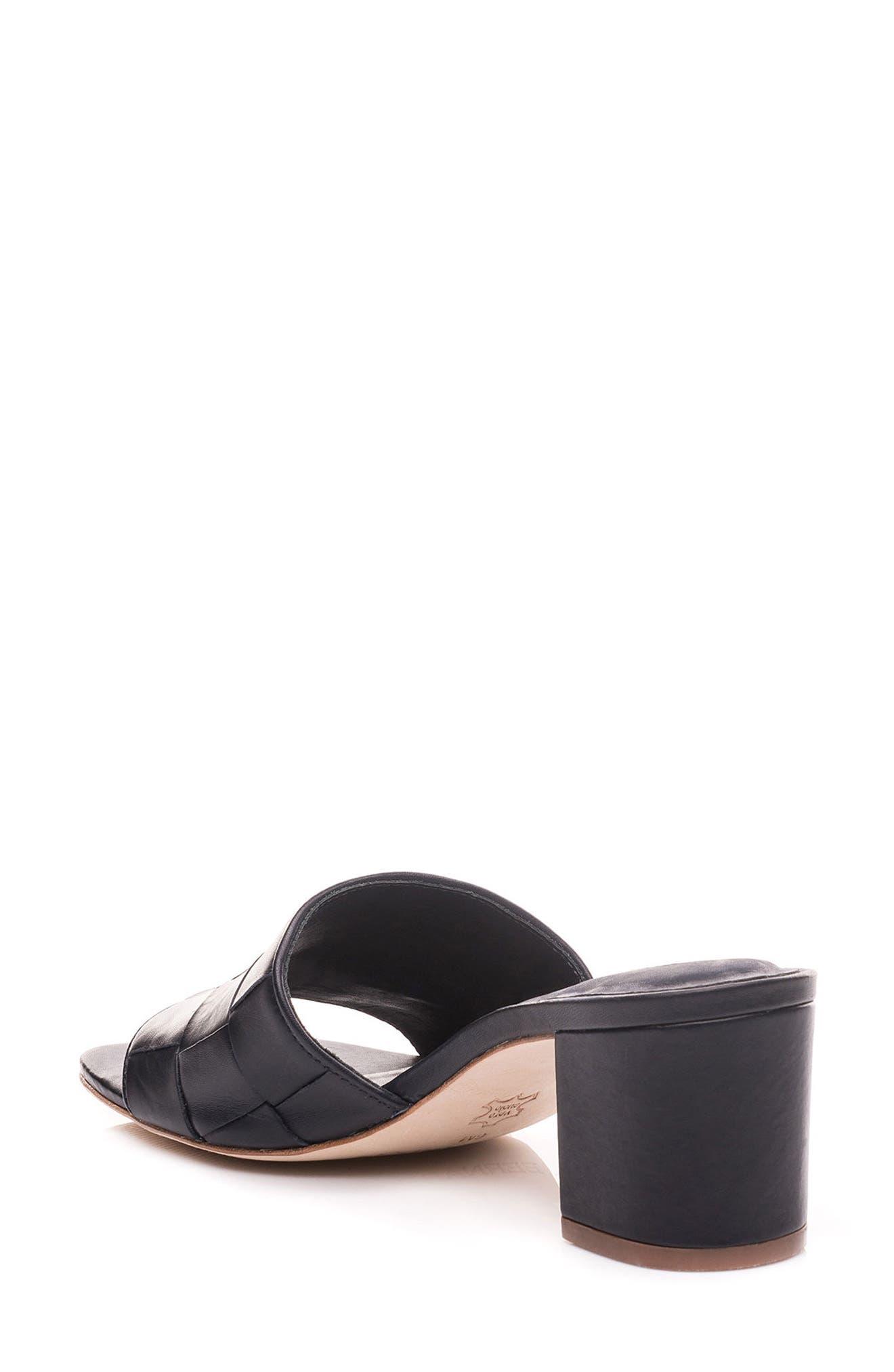 Bernardo Bridget Block Heel Sandal,                             Alternate thumbnail 8, color,