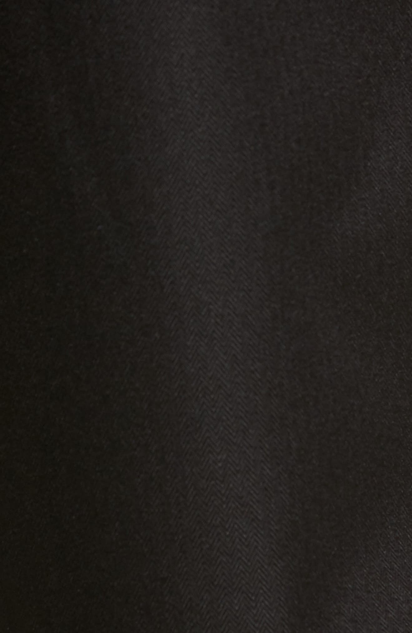 Gatekeeper Waterproof Pants,                             Alternate thumbnail 5, color,                             TNF BLACK/TNF BLACK