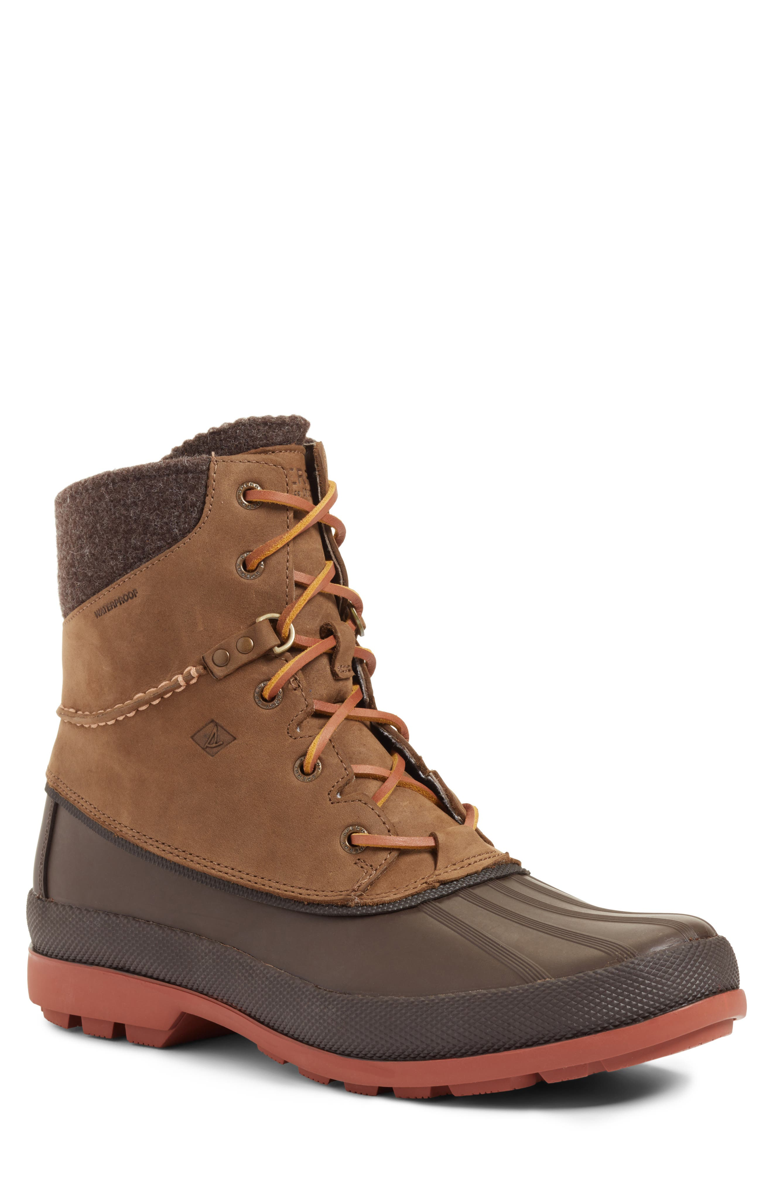 Cold Bay Duck Boot,                         Main,                         color, 201