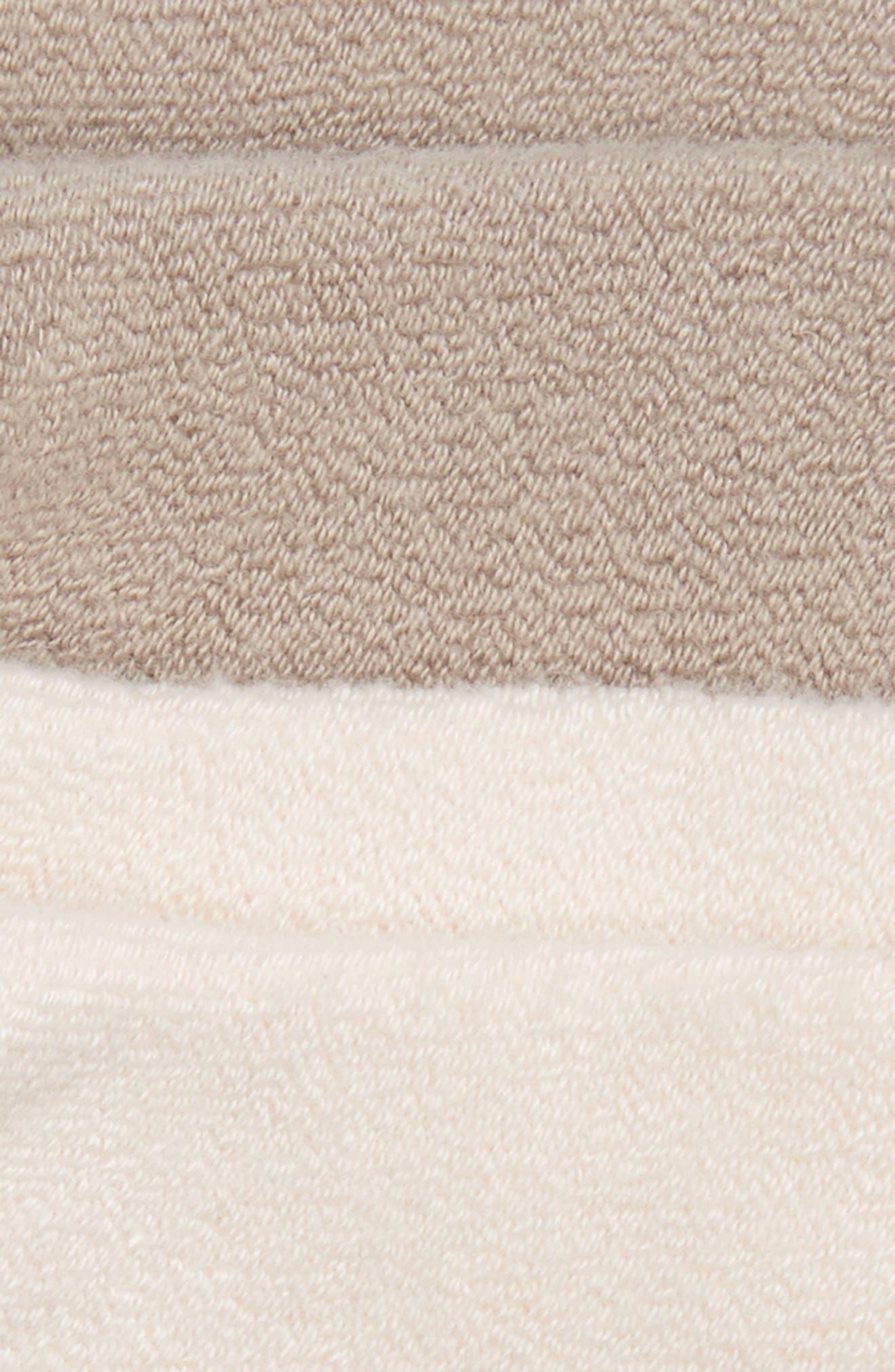 2-Pack Powder Dust Pompom Pedi Socks,                             Alternate thumbnail 2, color,                             250