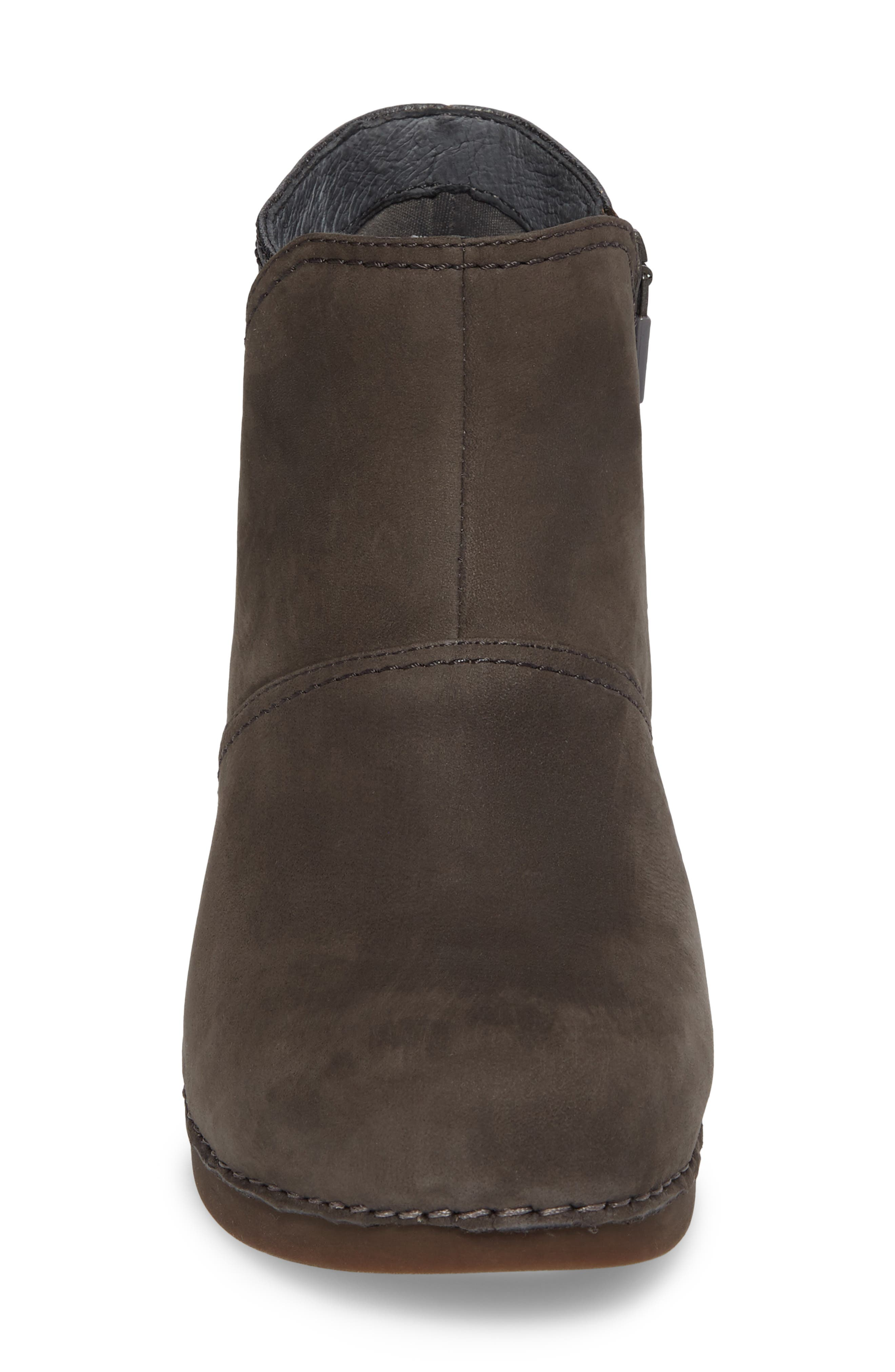 'Shirley' Wedge Bootie,                             Alternate thumbnail 18, color,