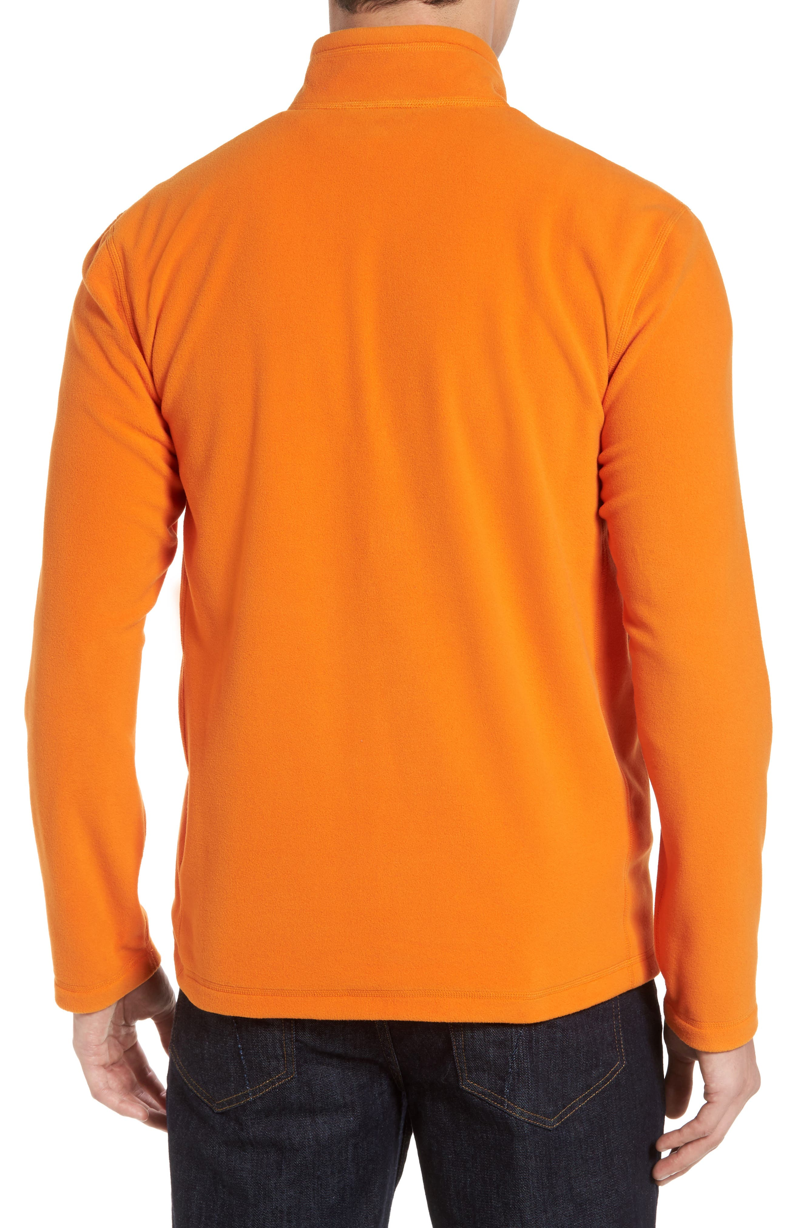 'TKA 100 Glacier' Quarter Zip Fleece Pullover,                             Alternate thumbnail 90, color,