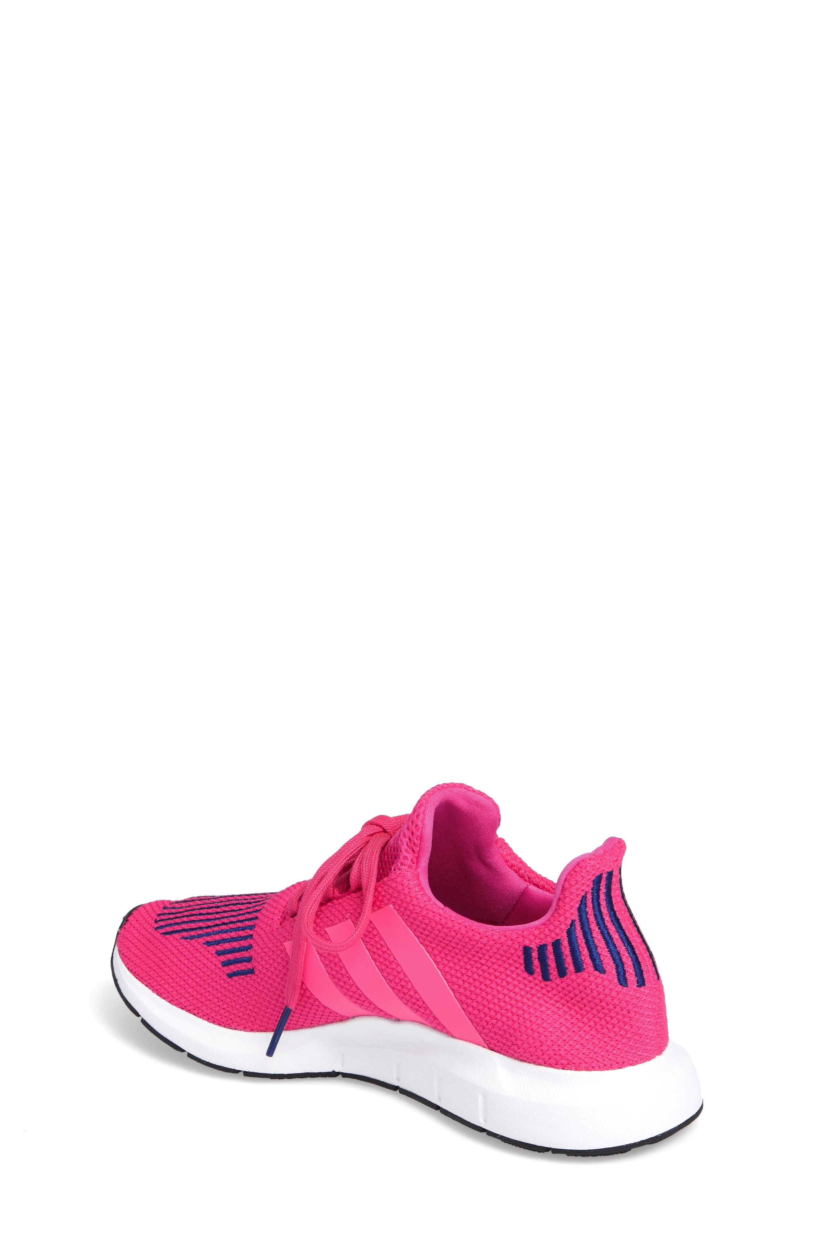 Swift Run Sock Knit Sneaker,                             Alternate thumbnail 2, color,                             672