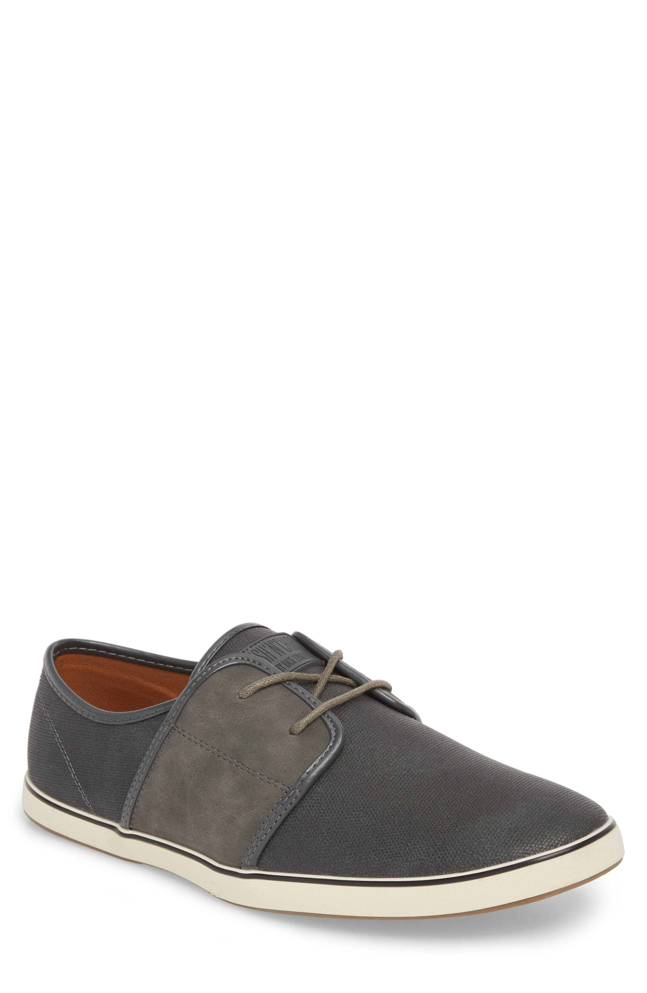 Fish 'N' Chips Madrid Sneaker,                         Main,                         color, CHARCOAL