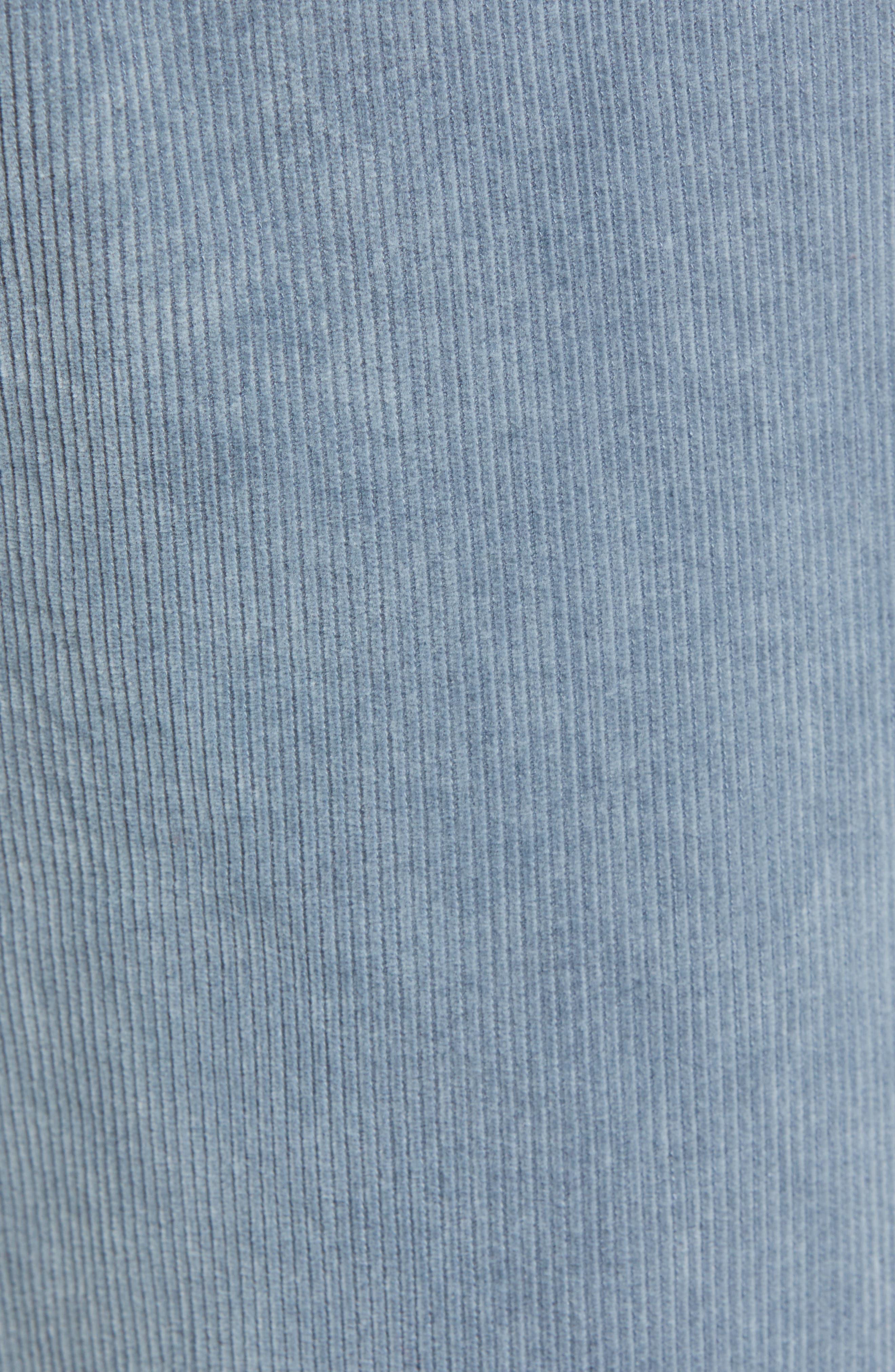 511<sup>™</sup> Slim Fit Corduroy Jeans,                             Alternate thumbnail 5, color,                             OMBRE BLUE WARP CORDUROY