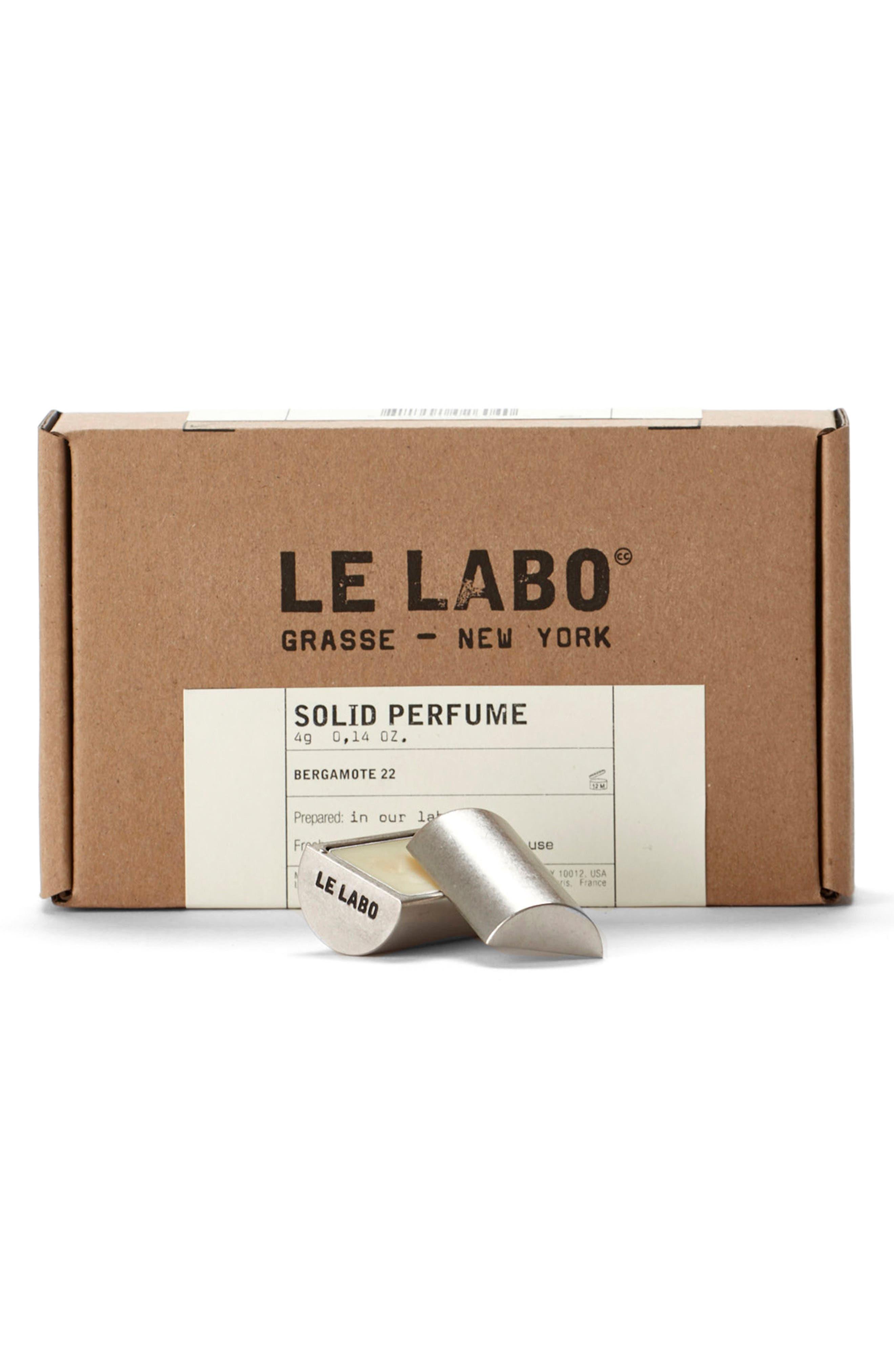 'Bergamote 22' Solid Perfume,                             Alternate thumbnail 3, color,                             NO COLOR