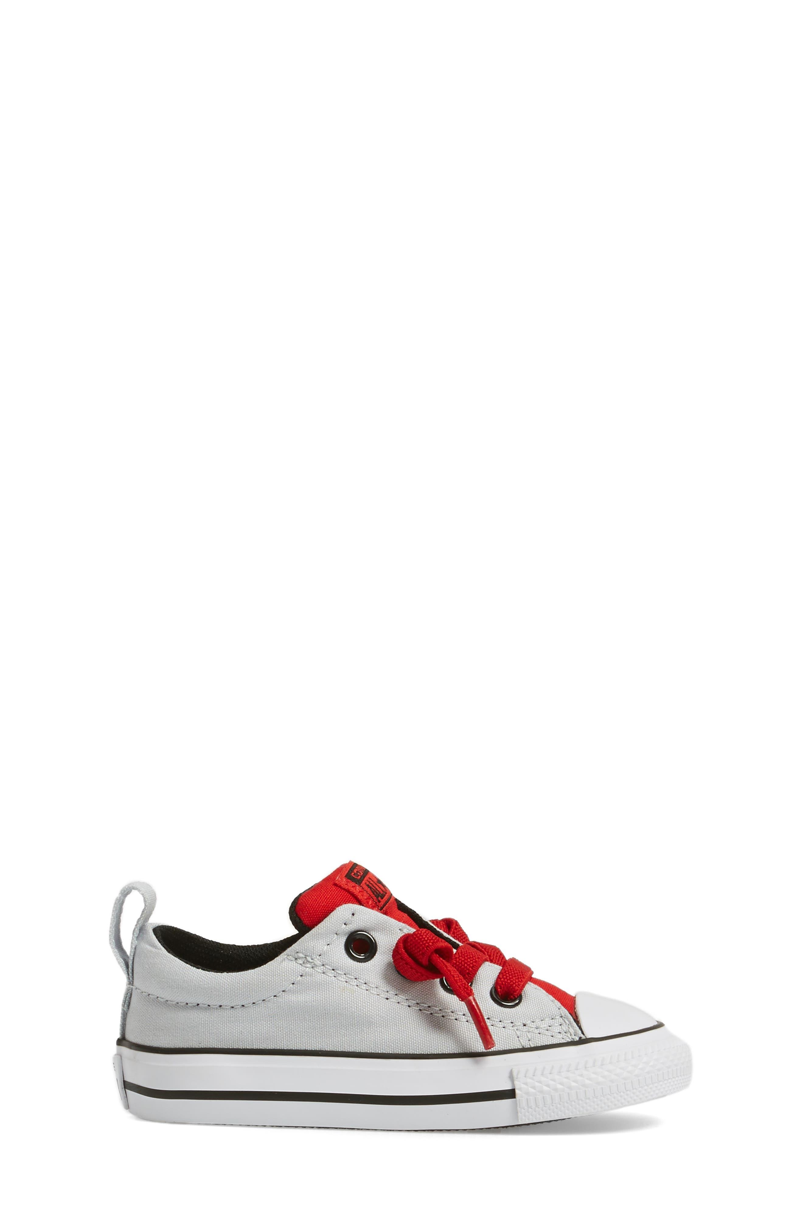 All Star<sup>®</sup> Street Slip Low Top Sneaker,                             Alternate thumbnail 3, color,                             040