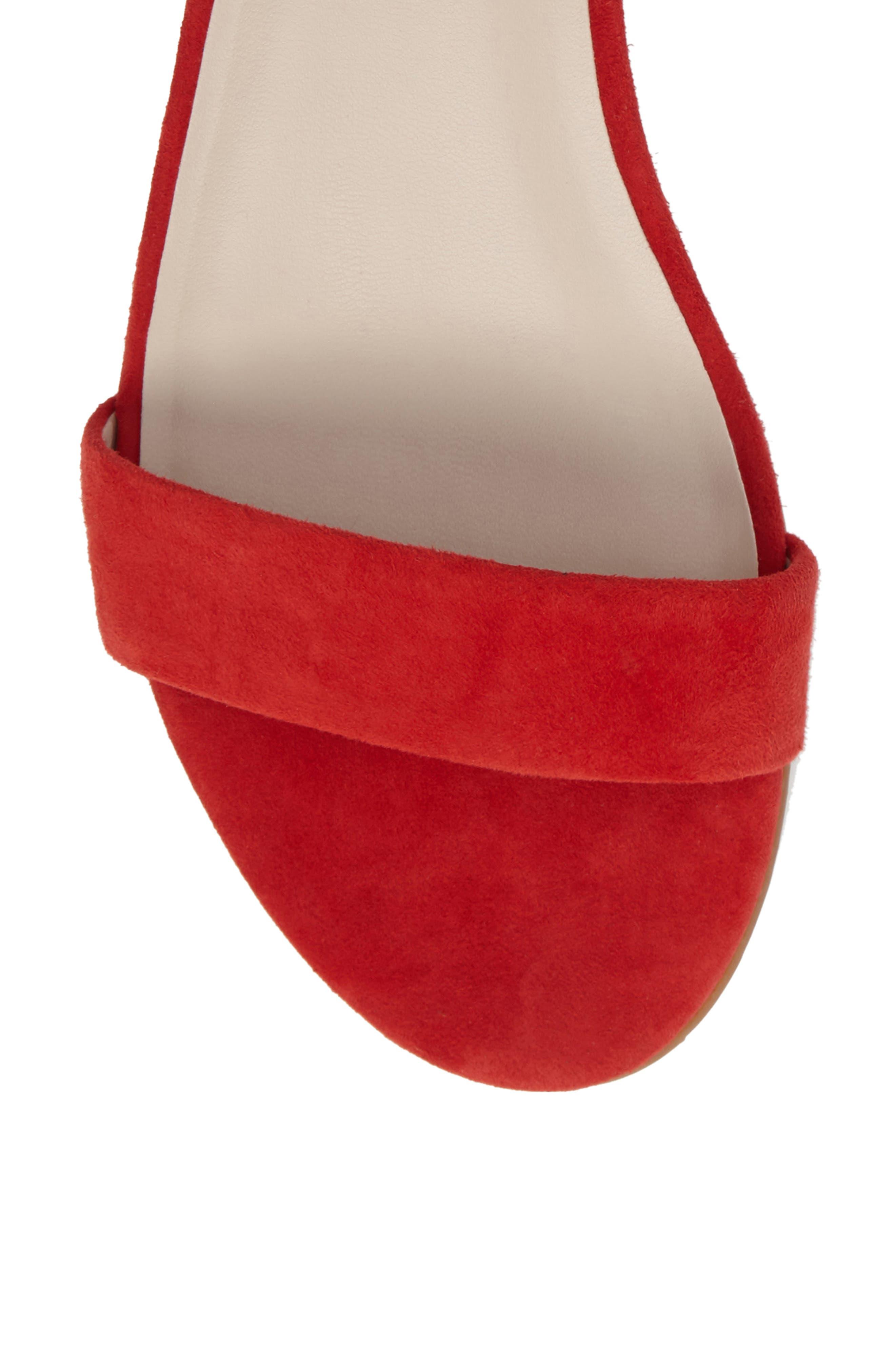 Valen Tassel Lace-Up Sandal,                             Alternate thumbnail 67, color,