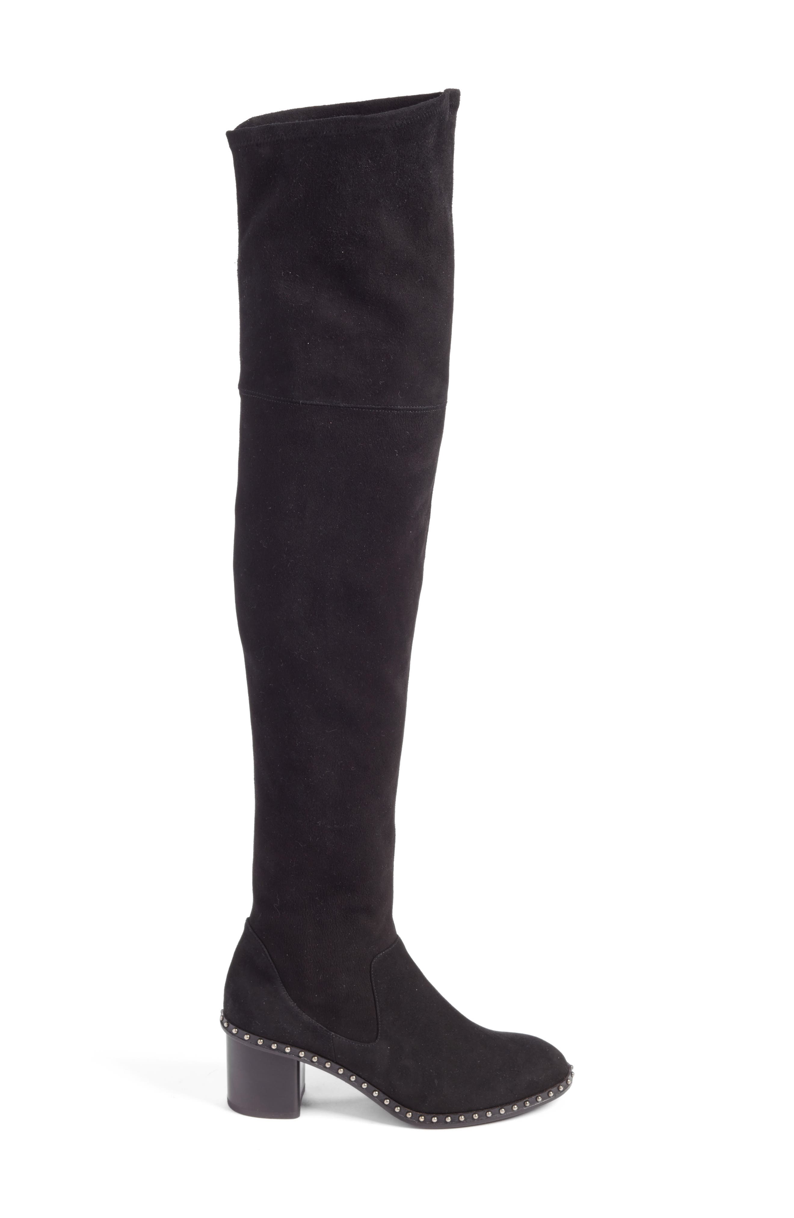 Rina Over the Knee Boot,                             Alternate thumbnail 3, color,                             008