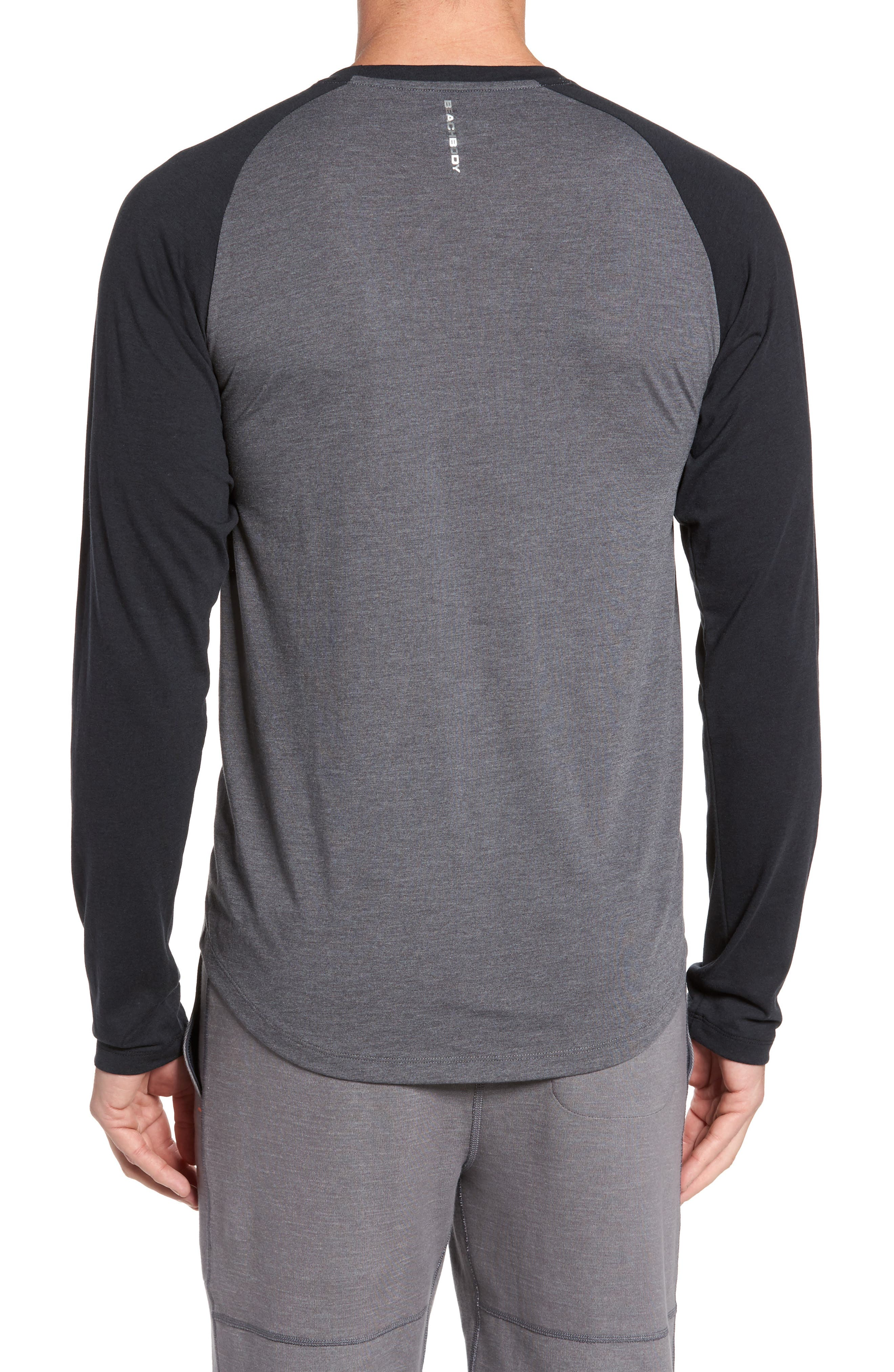 Go-To Infinity Long Sleeve T-Shirt,                             Alternate thumbnail 2, color,                             020