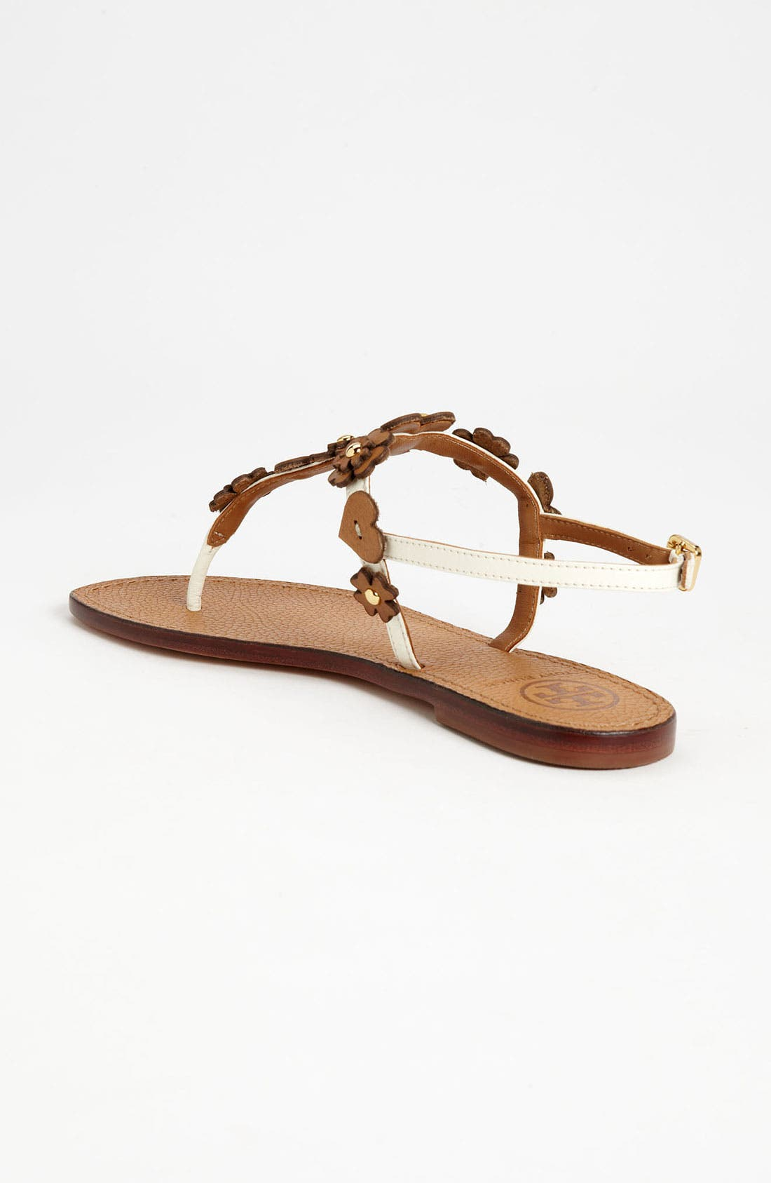 'Cori' Thong Sandal,                             Alternate thumbnail 3, color,                             105