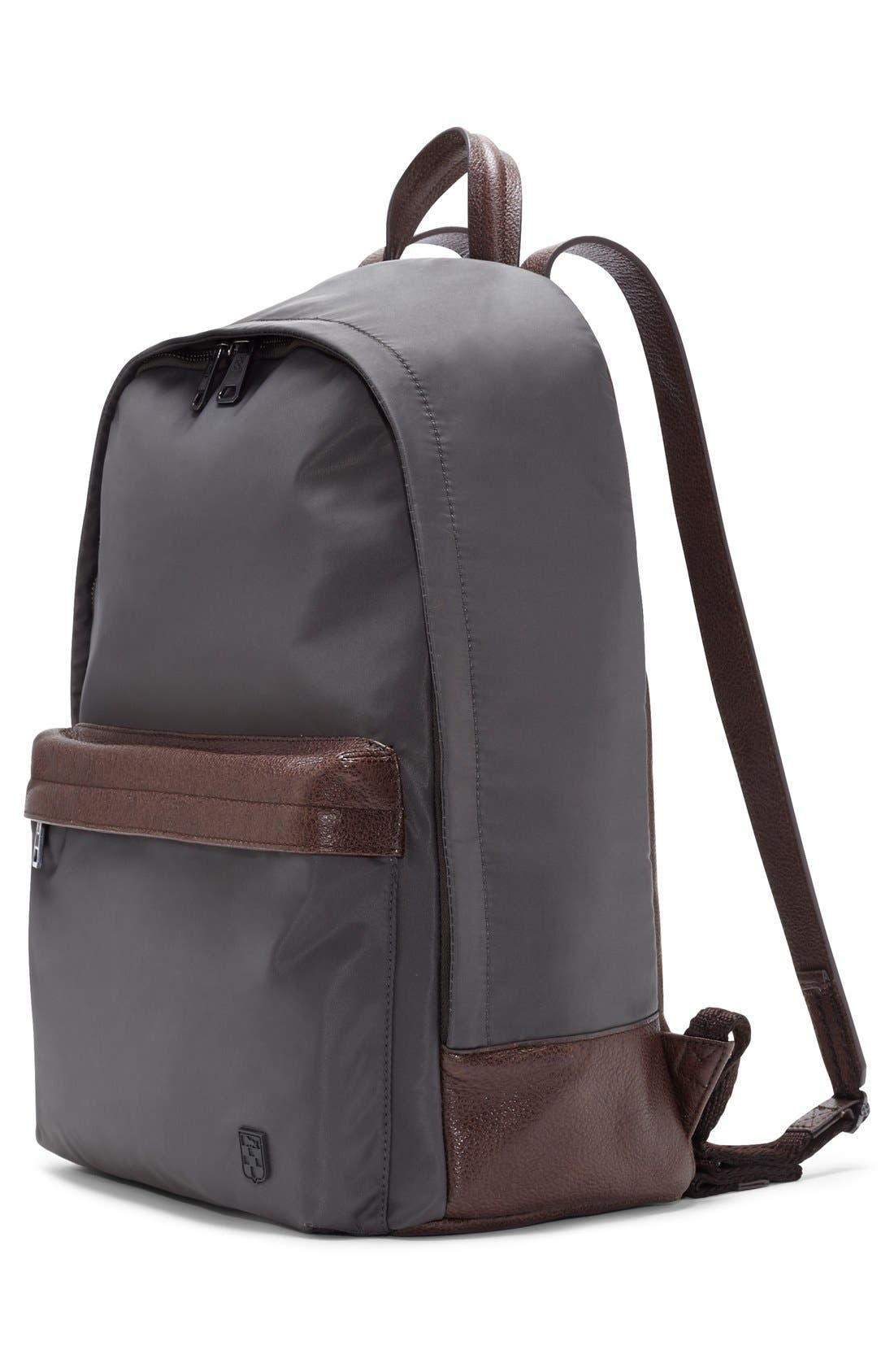 'Tolve' Nylon Backpack,                             Alternate thumbnail 4, color,                             021