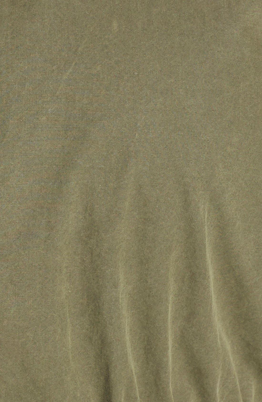 Parachute Hooded Cotton Utility Jacket,                             Alternate thumbnail 15, color,