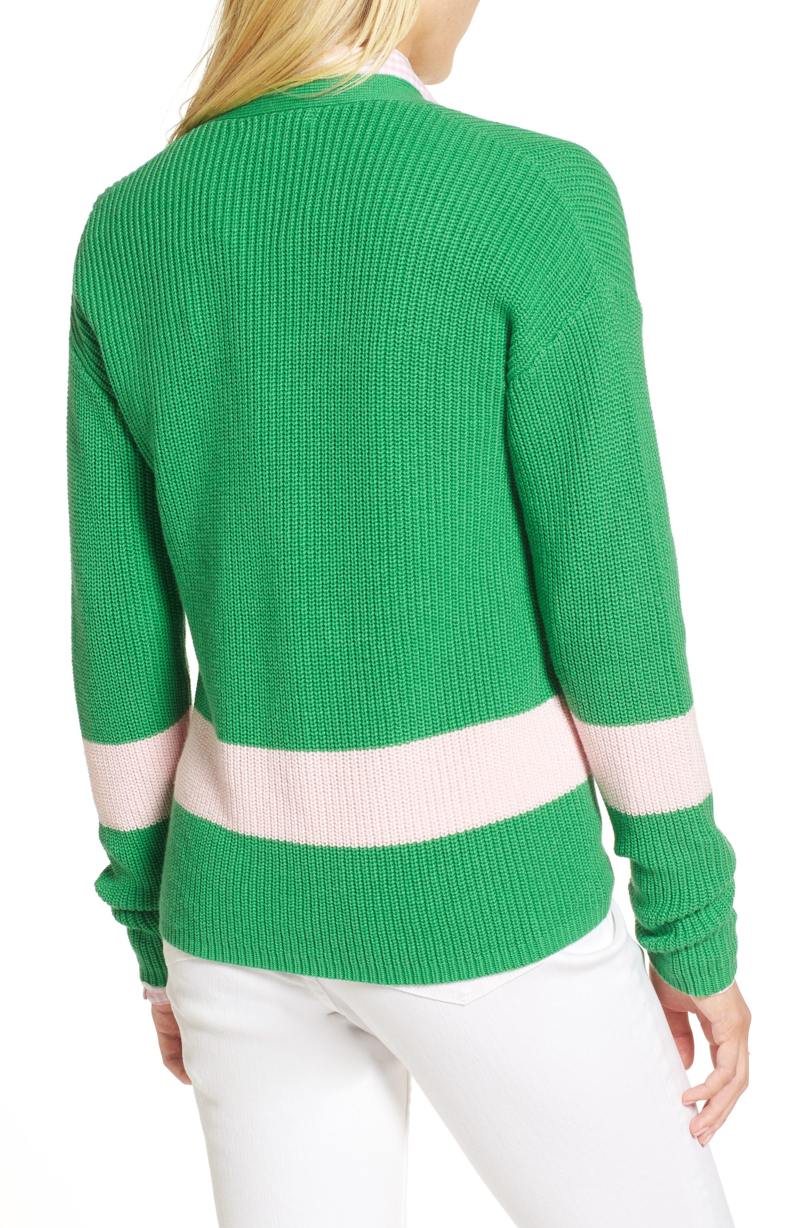 Shaker Knit Cardigan,                             Alternate thumbnail 10, color,